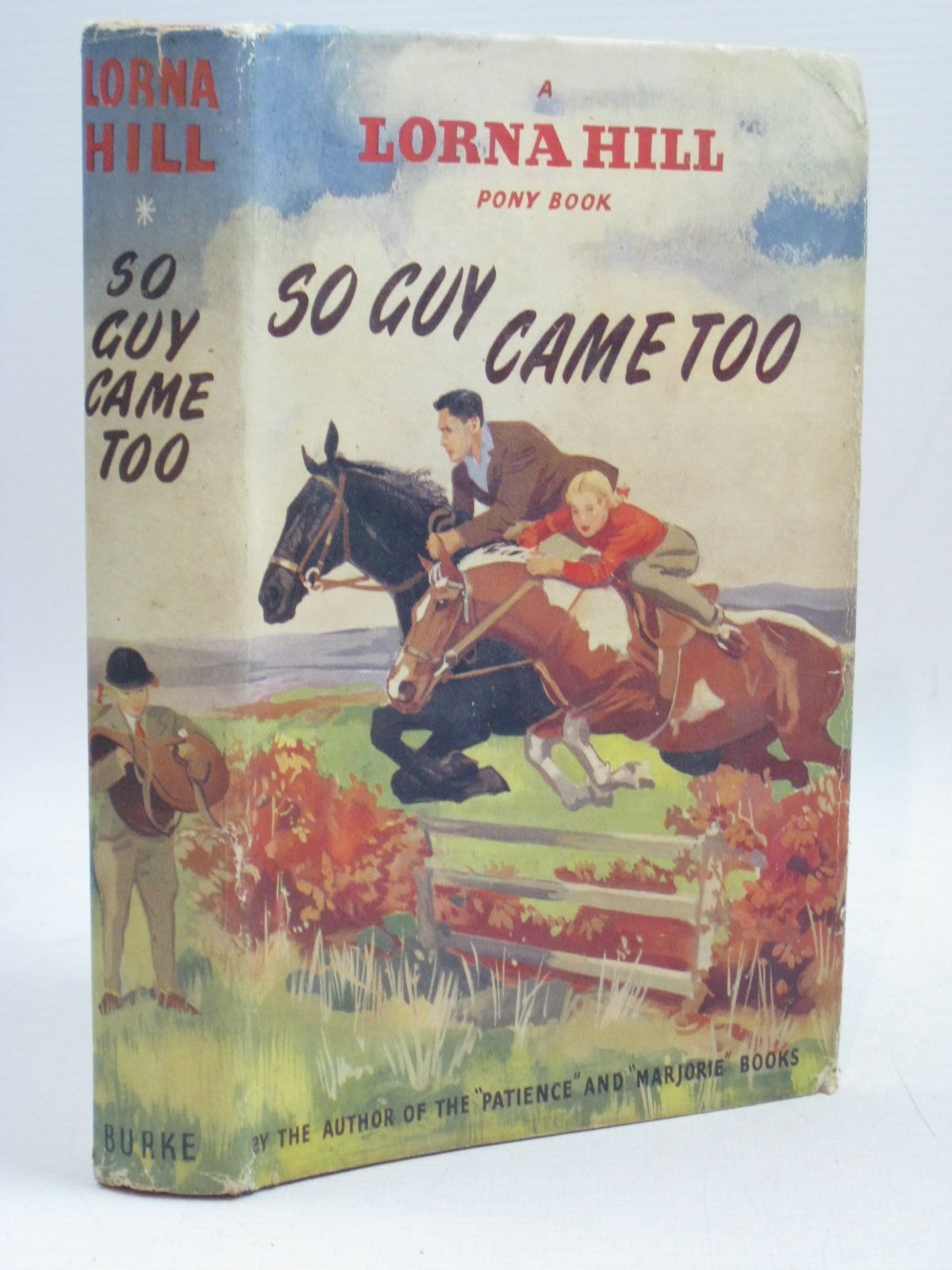 Photo of SO GUY CAME TOO written by Hill, Lorna illustrated by Curzon, Joanna published by Burke (STOCK CODE: 1315919)  for sale by Stella & Rose's Books