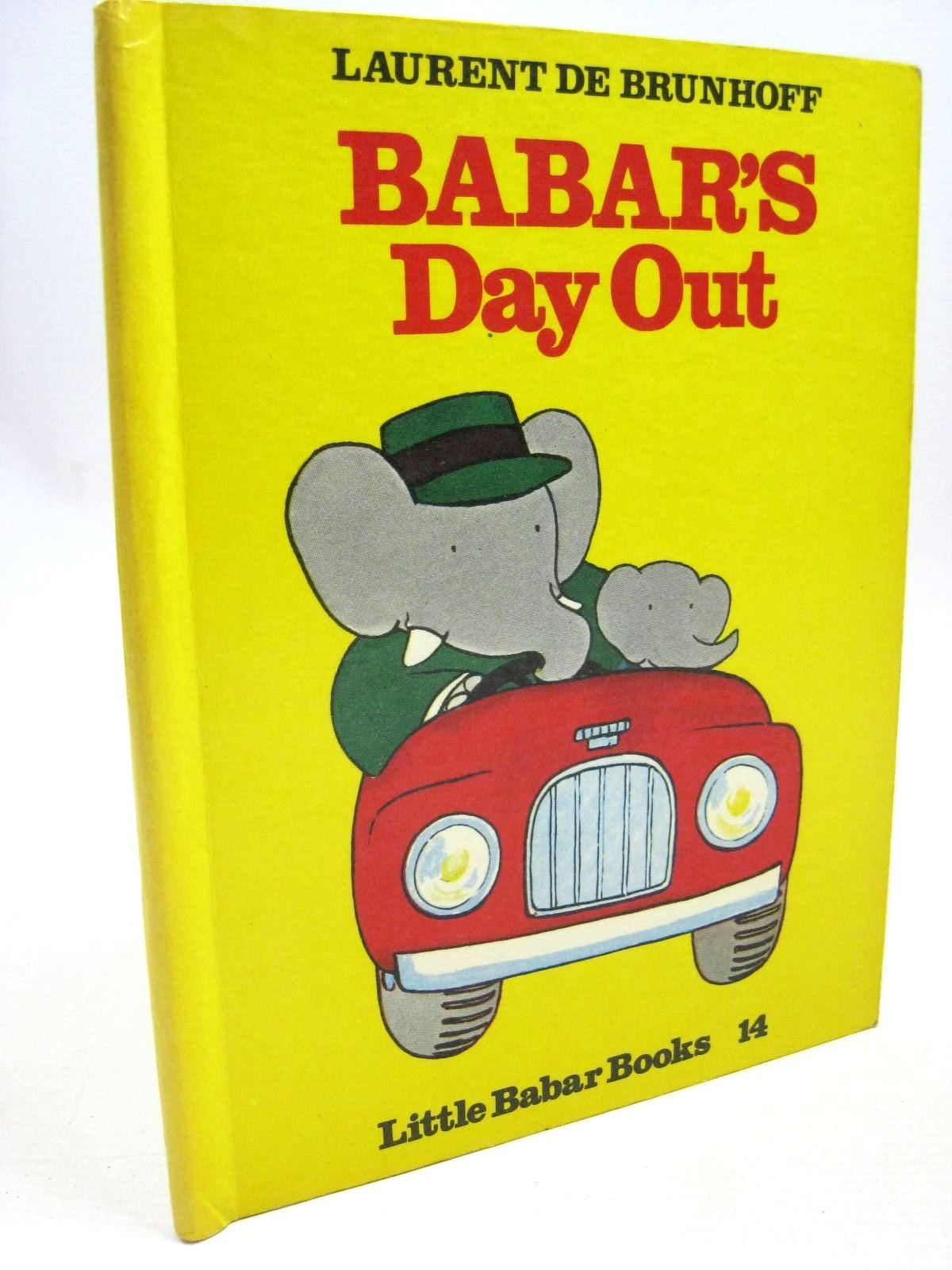 Photo of BABAR'S DAY OUT written by De Brunhoff, Laurent published by Methuen & Co. Ltd. (STOCK CODE: 1316072)  for sale by Stella & Rose's Books