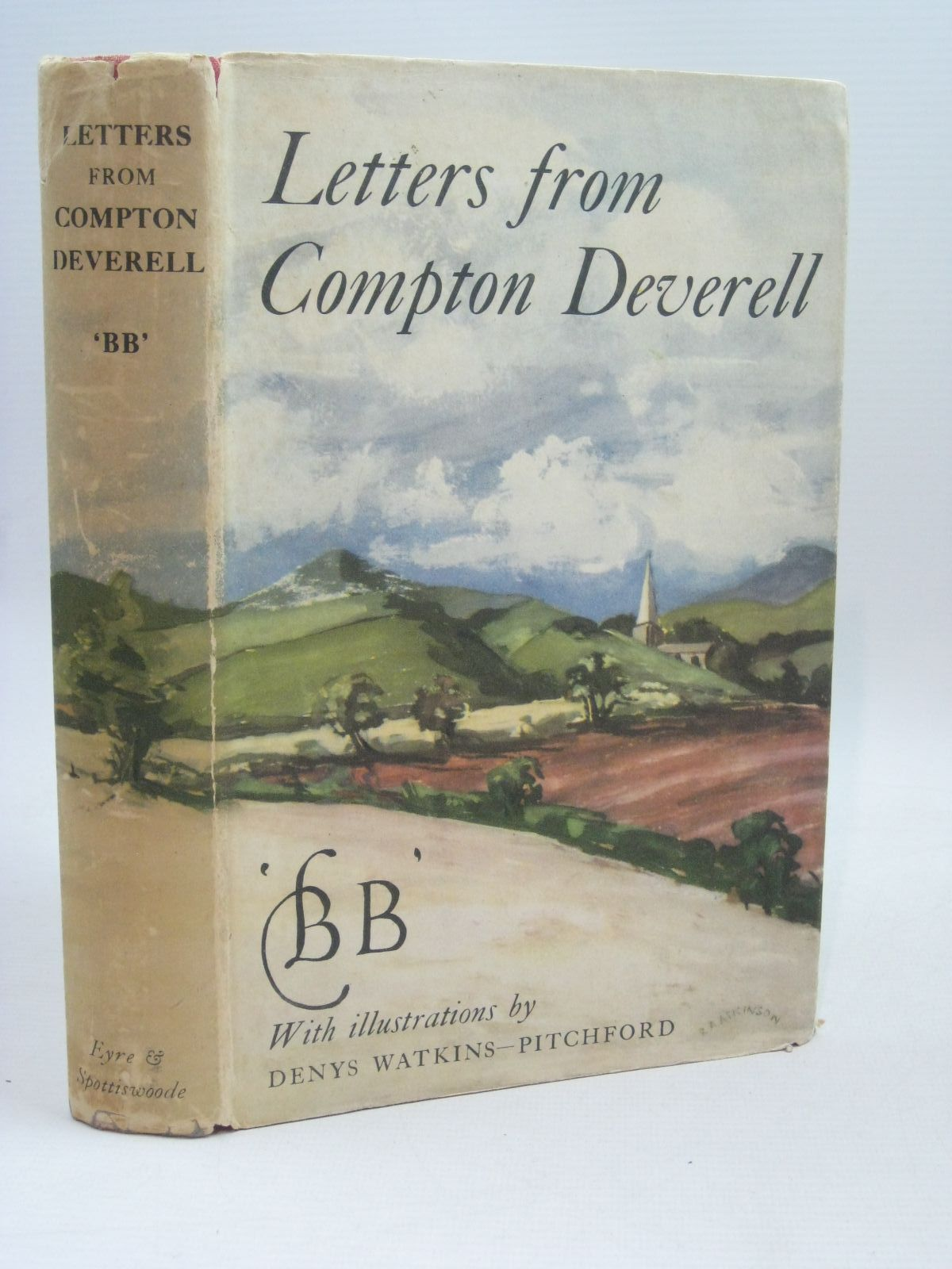 Photo of LETTERS FROM COMPTON DEVERELL written by BB,  illustrated by BB,  published by Eyre & Spottiswoode (STOCK CODE: 1316098)  for sale by Stella & Rose's Books