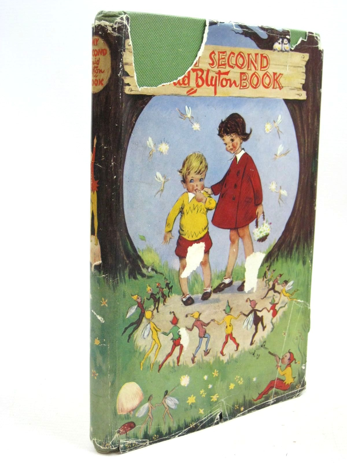 Photo of MY SECOND ENID BLYTON BOOK- Stock Number: 1316125