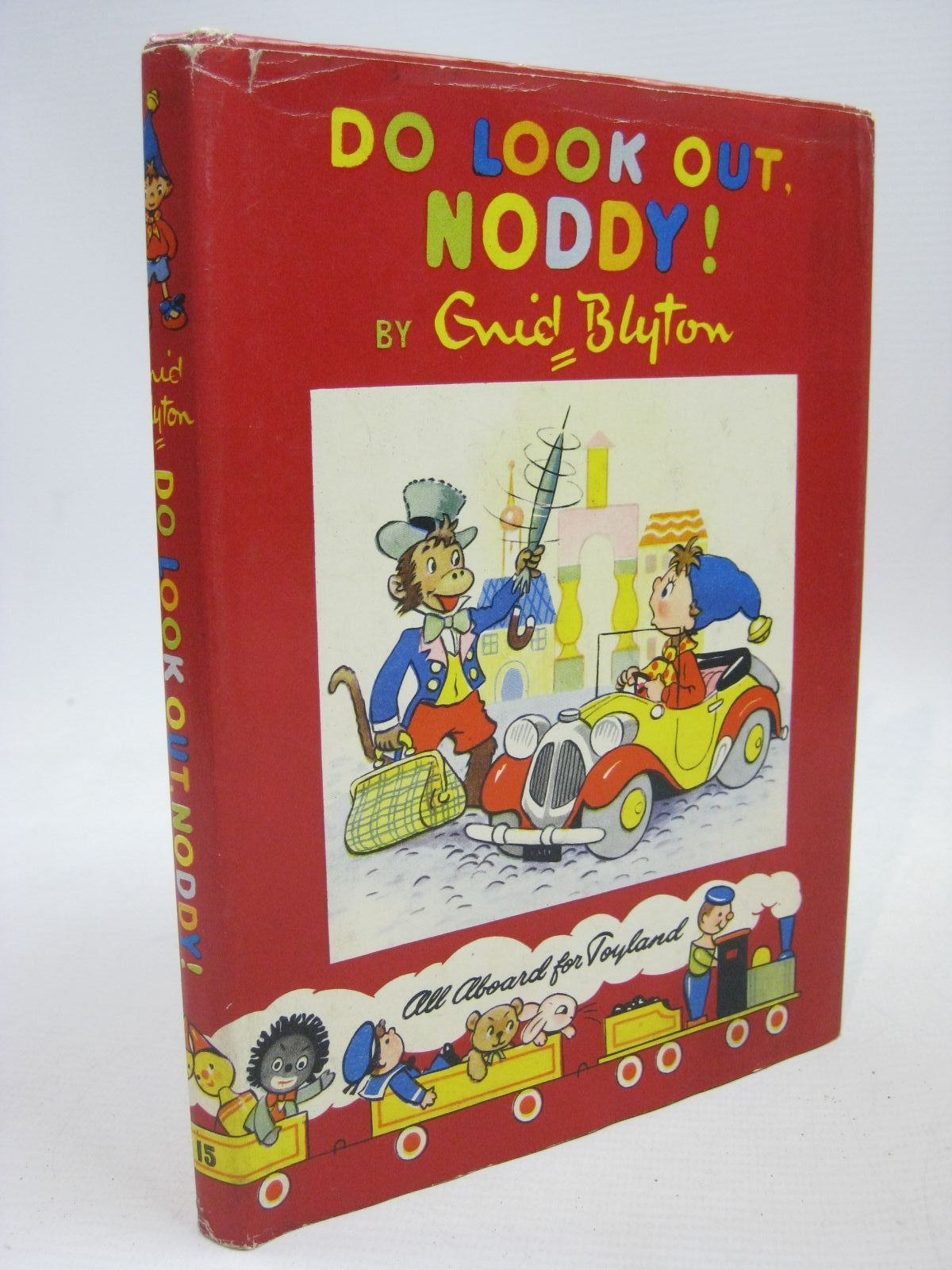 Photo of DO LOOK OUT, NODDY!- Stock Number: 1316140