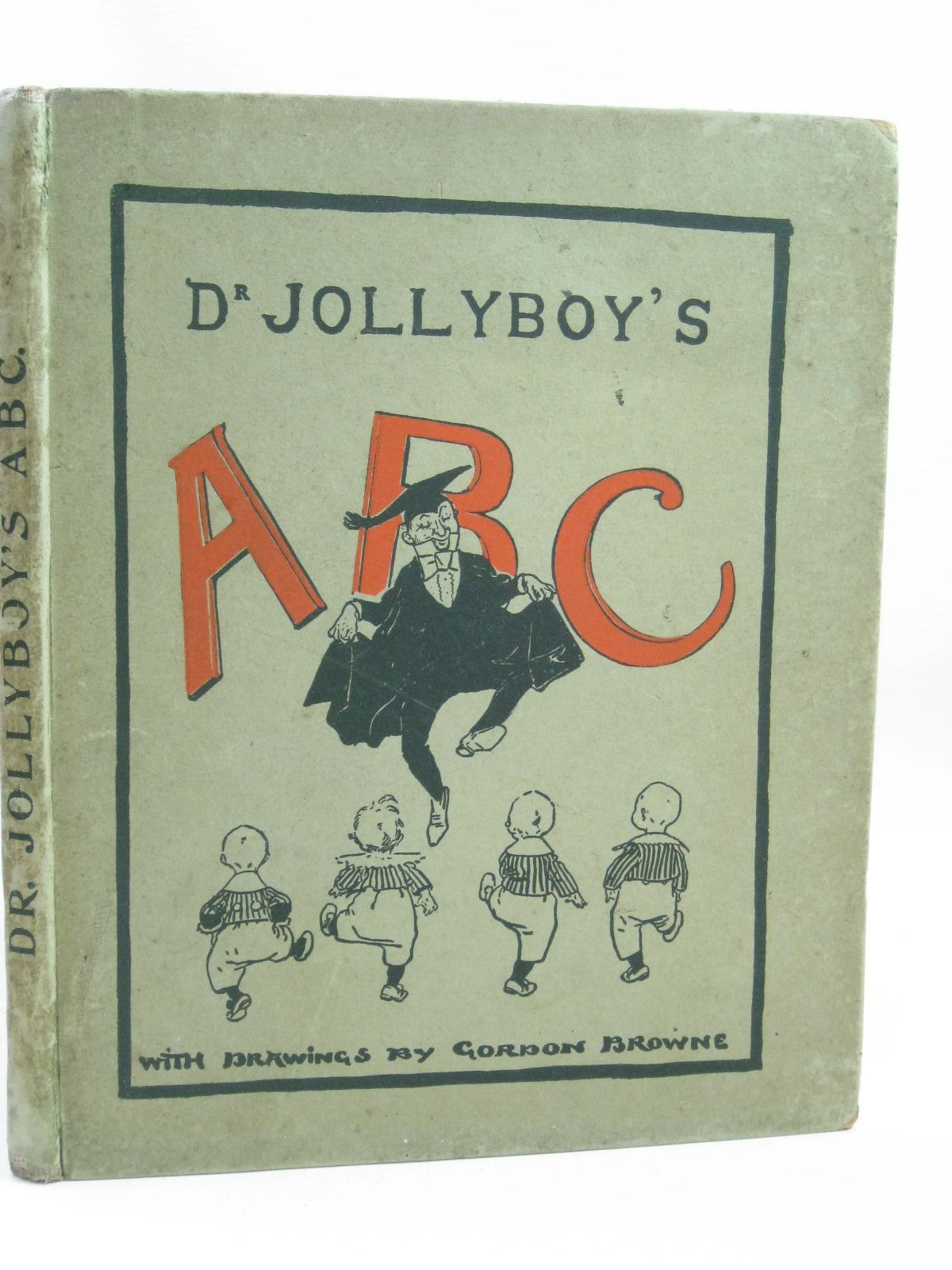 Photo of DR. JOLLYBOY'S ABC- Stock Number: 1316190