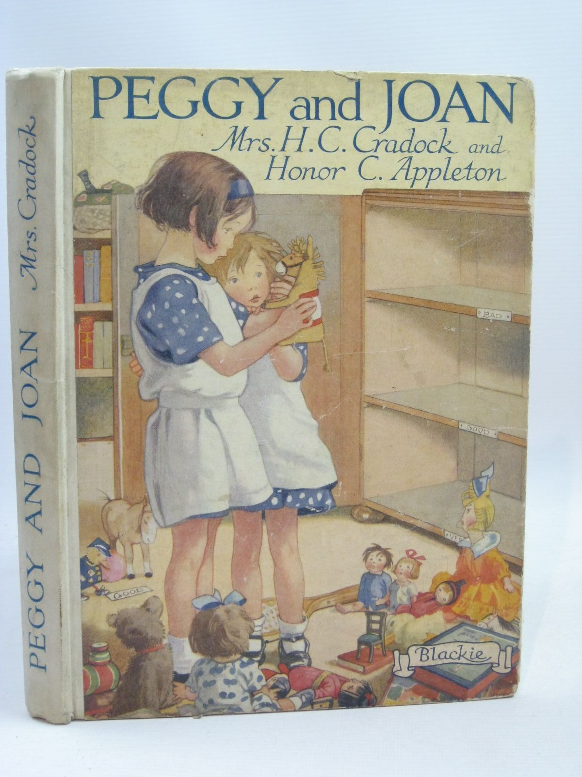 Photo of PEGGY AND JOAN- Stock Number: 1316198