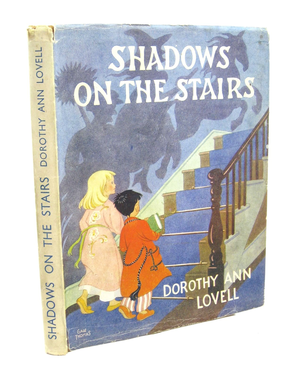 Photo of SHADOWS ON THE STAIRS- Stock Number: 1316317