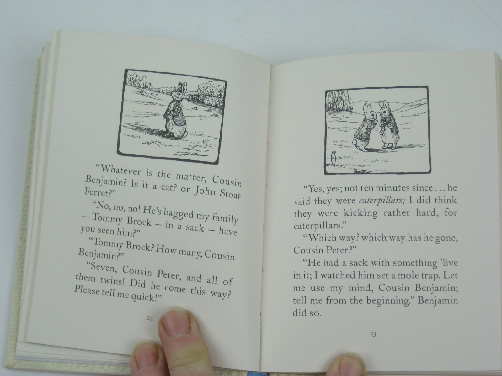 Photo of THE TALE OF MR. TOD written by Potter, Beatrix illustrated by Potter, Beatrix published by Frederick Warne, The Penguin Group (STOCK CODE: 1316337)  for sale by Stella & Rose's Books
