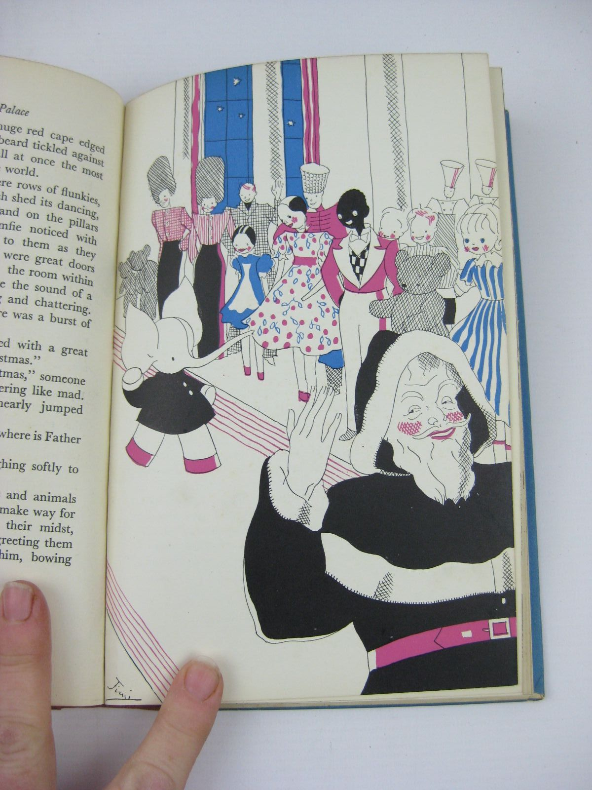 Photo of THE WANDERINGS OF MUMFIE written by Tozer, Katharine illustrated by Tozer, Katharine published by John Murray (STOCK CODE: 1316399)  for sale by Stella & Rose's Books