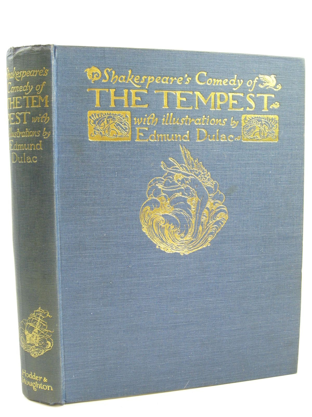 Photo of SHAKESPEARE'S COMEDY OF THE TEMPEST- Stock Number: 1316416