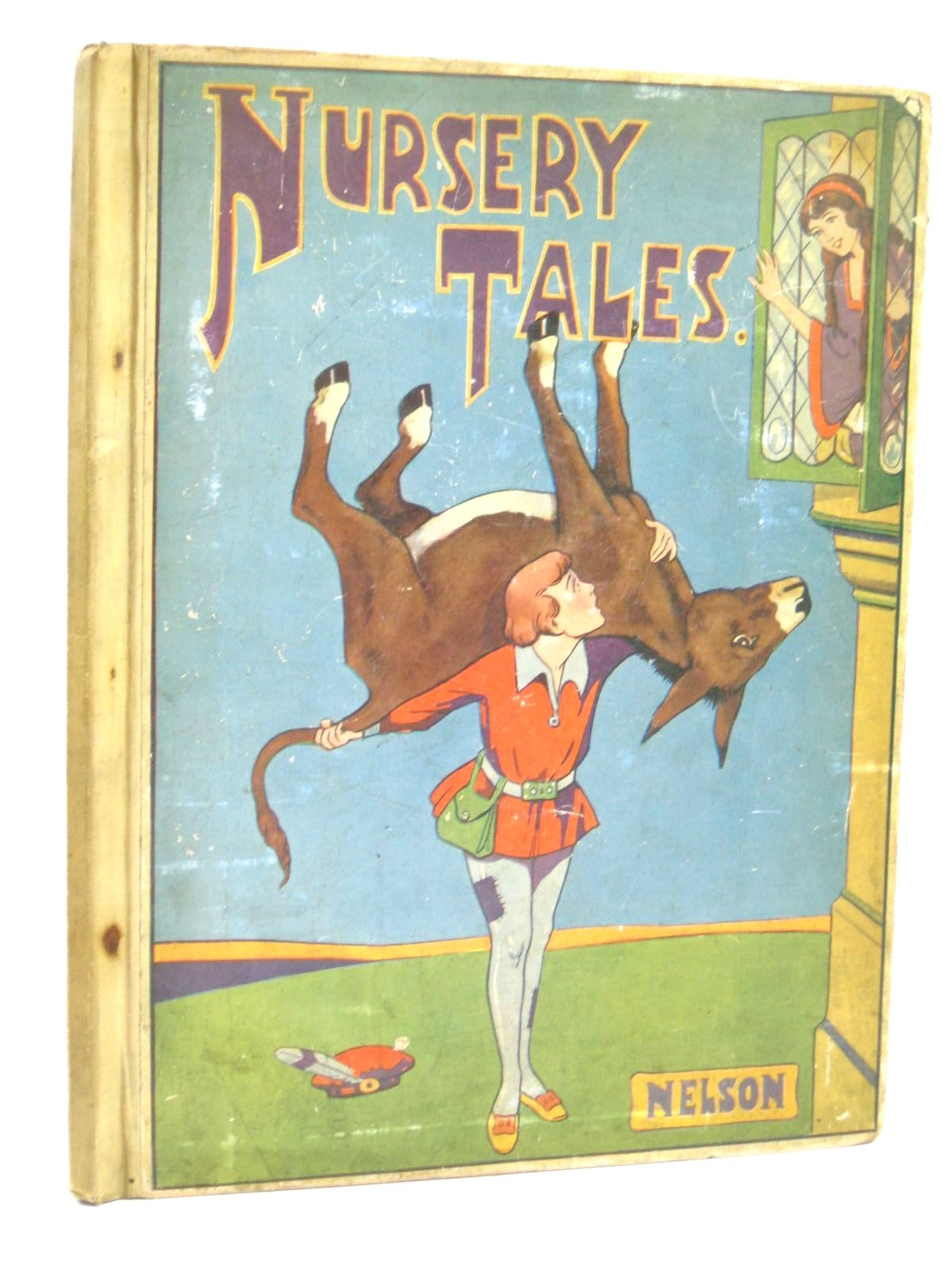 Photo of NURSERY TALES illustrated by Attwell, Mabel Lucie Orr, Stewart et al., published by Thomas Nelson and Sons Ltd. (STOCK CODE: 1316436)  for sale by Stella & Rose's Books