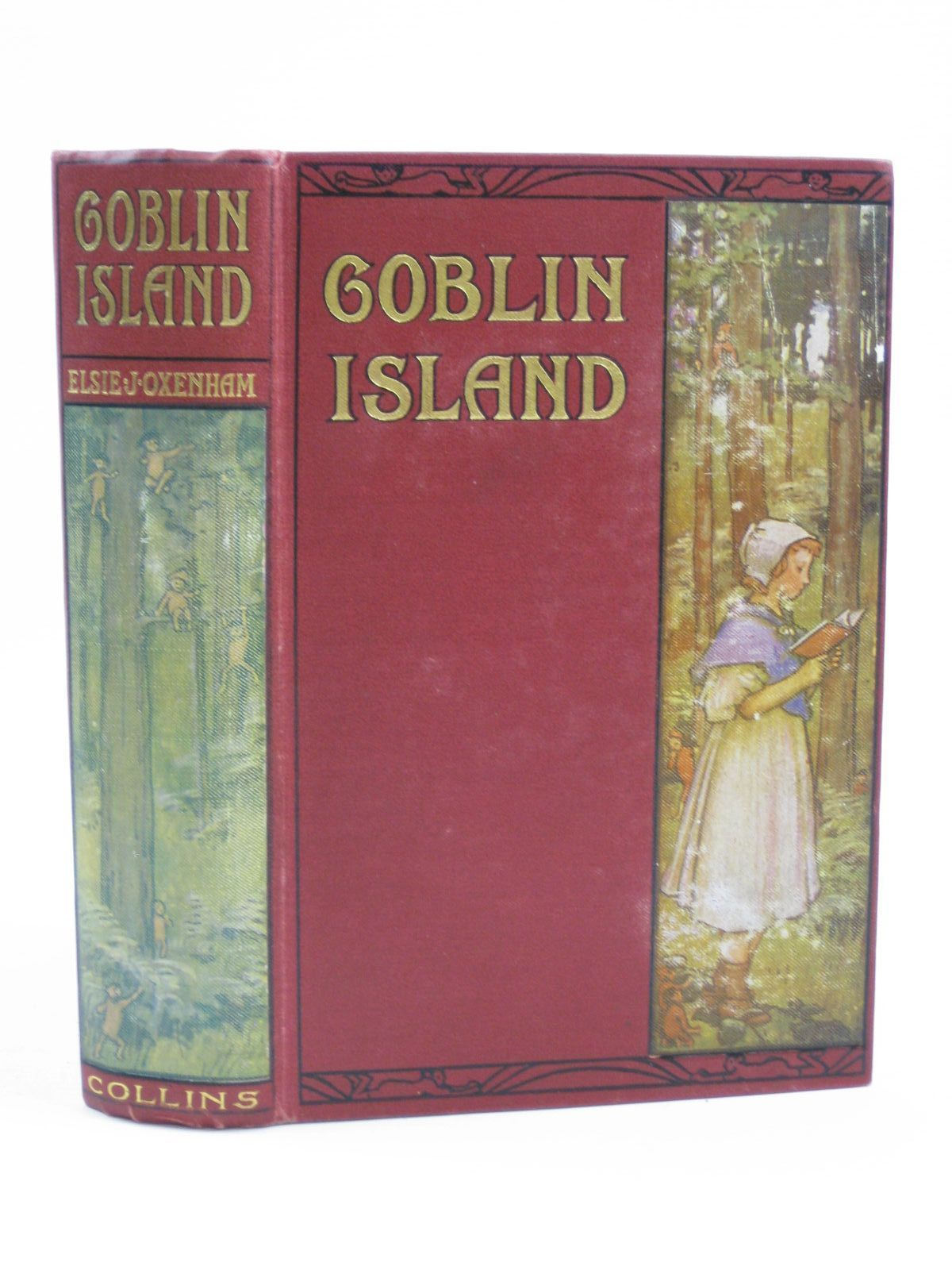 Photo of GOBLIN ISLAND- Stock Number: 1316476