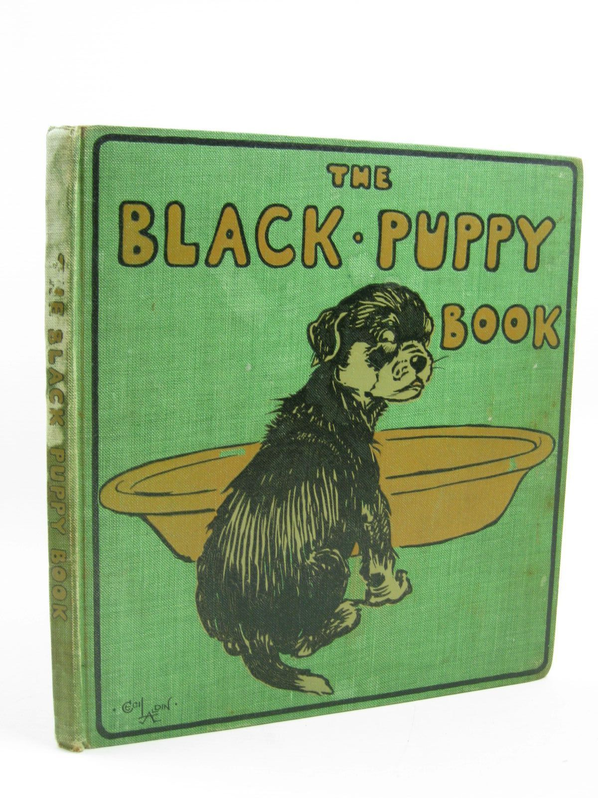 Photo of THE BLACK PUPPY BOOK- Stock Number: 1316482