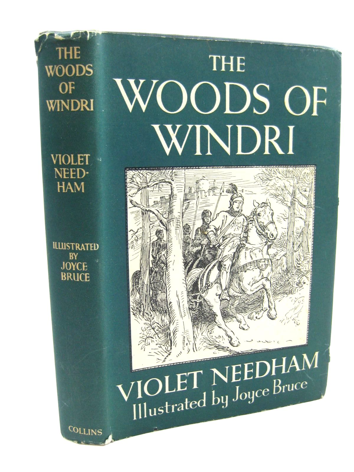 Photo of THE WOODS OF WINDRI written by Needham, Violet illustrated by Bruce, Joyce published by Collins (STOCK CODE: 1316588)  for sale by Stella & Rose's Books