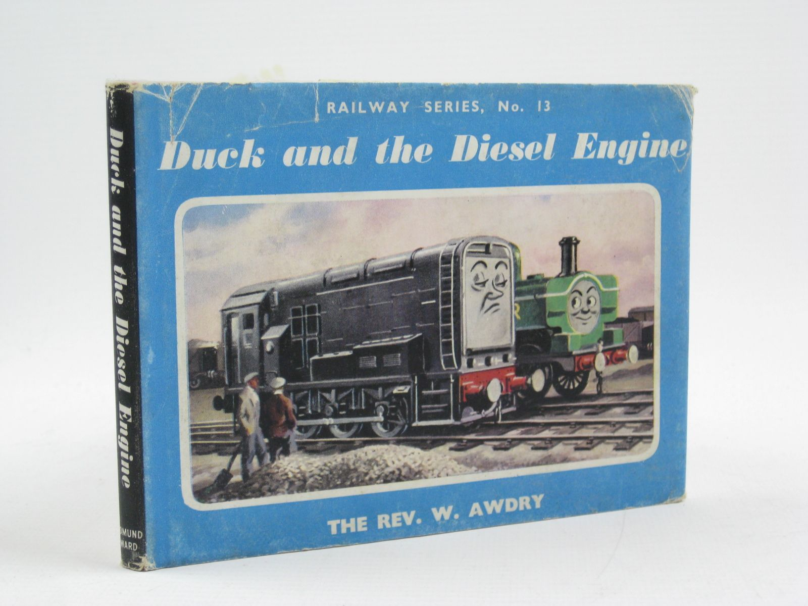 Photo of DUCK AND THE DIESEL ENGINE- Stock Number: 1316734