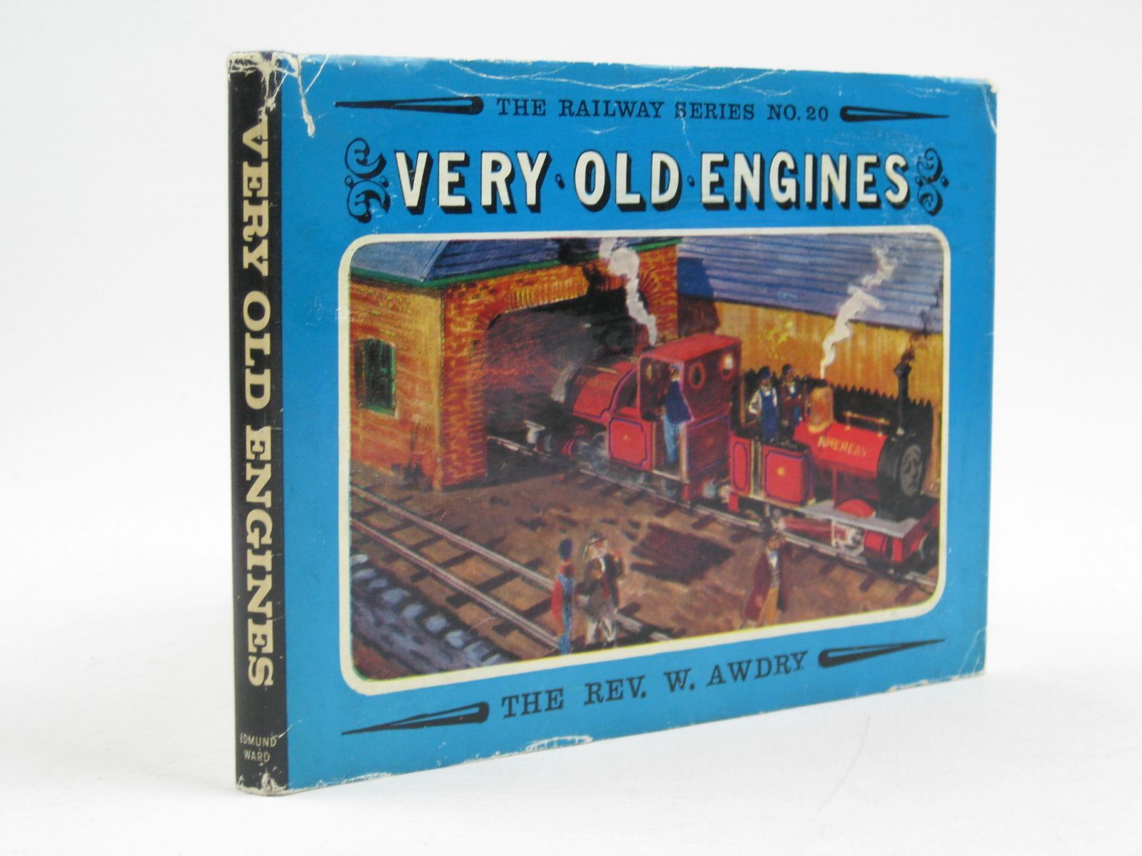 Photo of VERY OLD ENGINES written by Awdry, Rev. W. illustrated by Edwards, Gunvor Edwards, Peter published by Edmund Ward Ltd. (STOCK CODE: 1316738)  for sale by Stella & Rose's Books