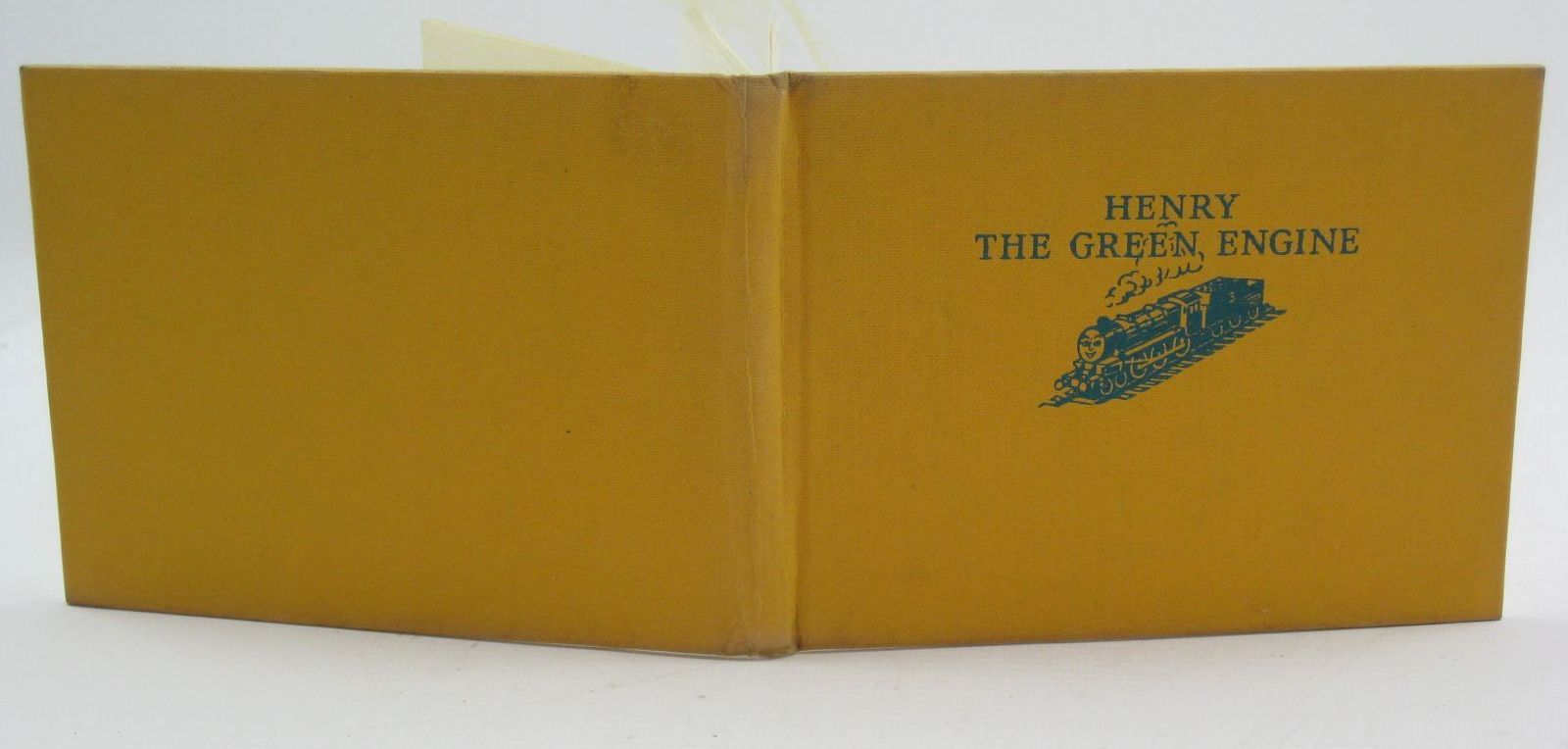 Photo of HENRY THE GREEN ENGINE written by Awdry, Rev. W. illustrated by Dalby, C. Reginald published by Edmund Ward (STOCK CODE: 1316759)  for sale by Stella & Rose's Books