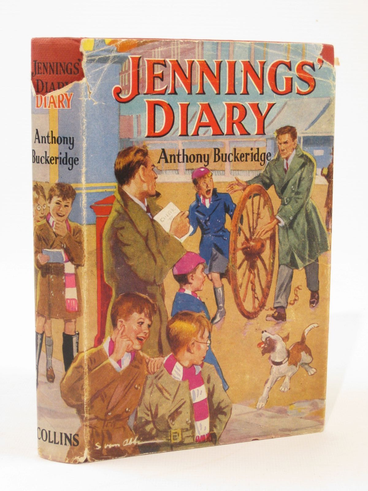 Photo of JENNINGS' DIARY- Stock Number: 1316768