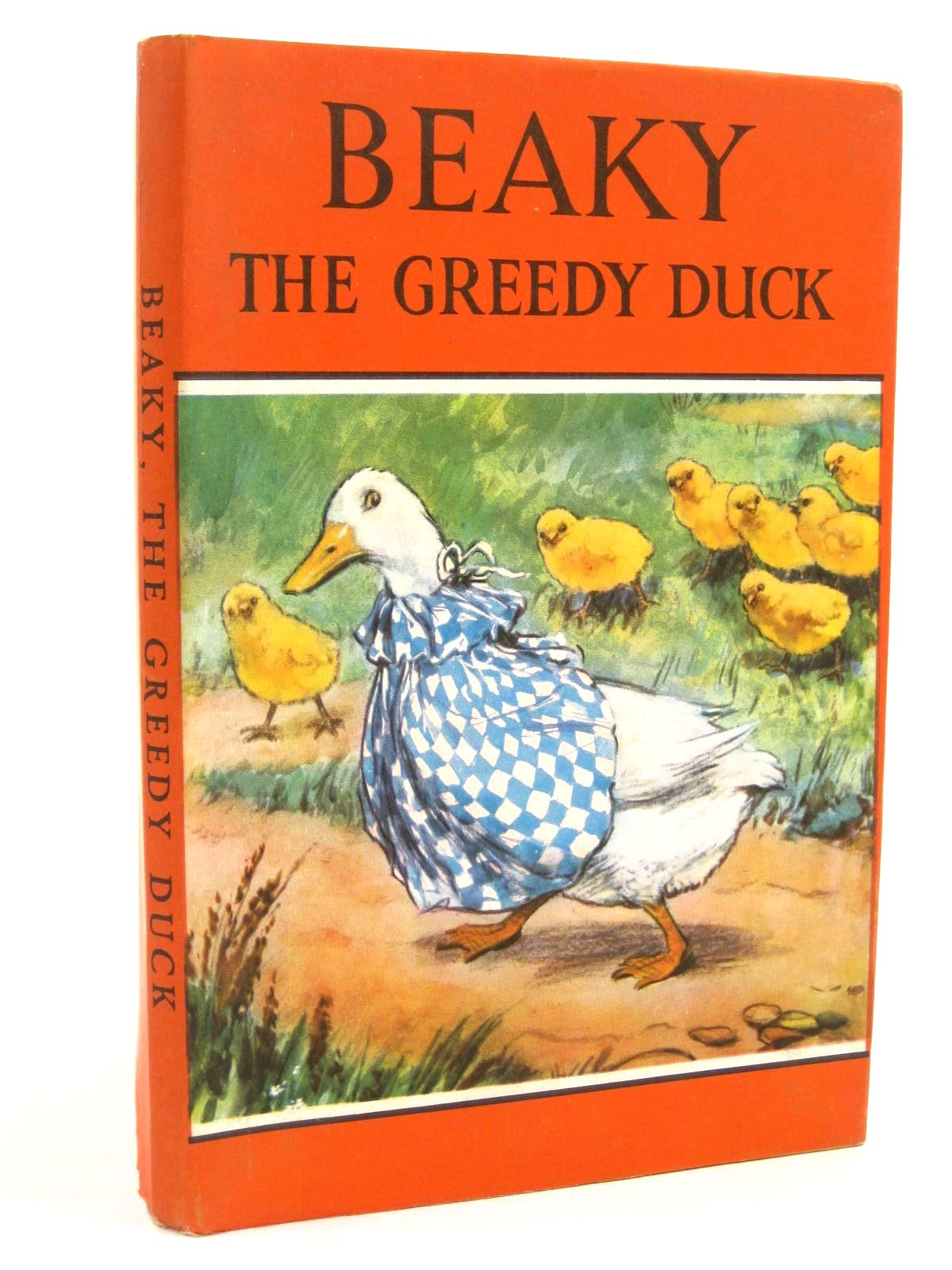 Photo of BEAKY THE GREEDY DUCK written by Barr, Noel illustrated by Hickling, P.B. published by Wills & Hepworth Ltd. (STOCK CODE: 1316801)  for sale by Stella & Rose's Books