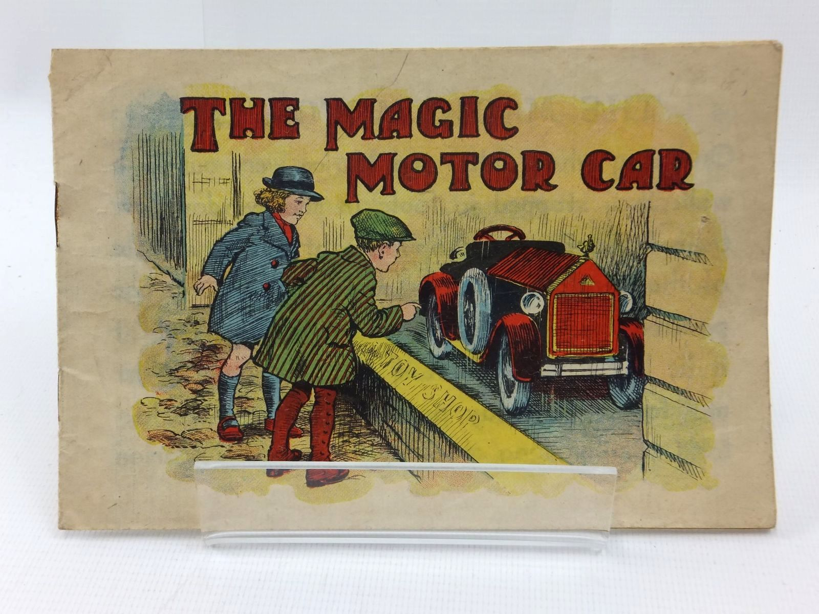 Photo of THE MAGIC MOTOR CAR published by R.A. Publishing Co. Ltd. (STOCK CODE: 1316878)  for sale by Stella & Rose's Books