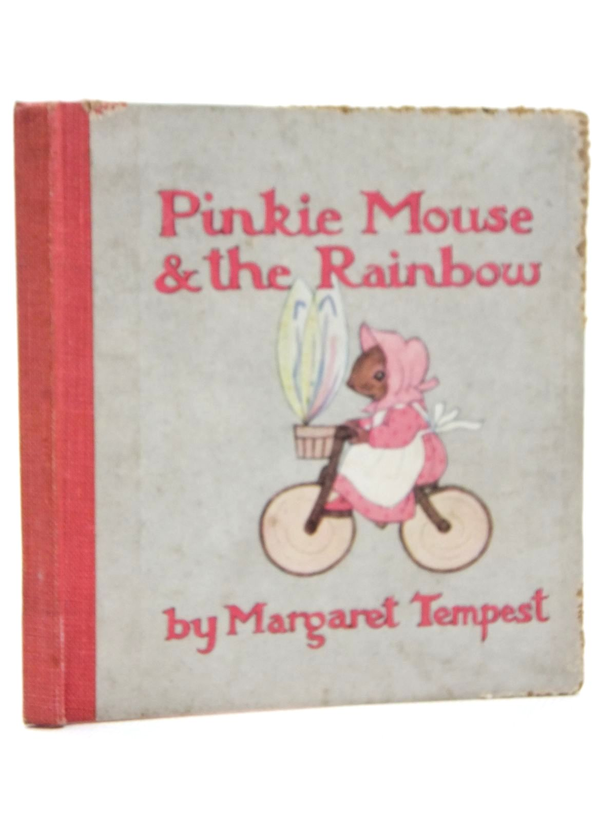 Photo of PINKIE MOUSE & THE RAINBOW- Stock Number: 1316937