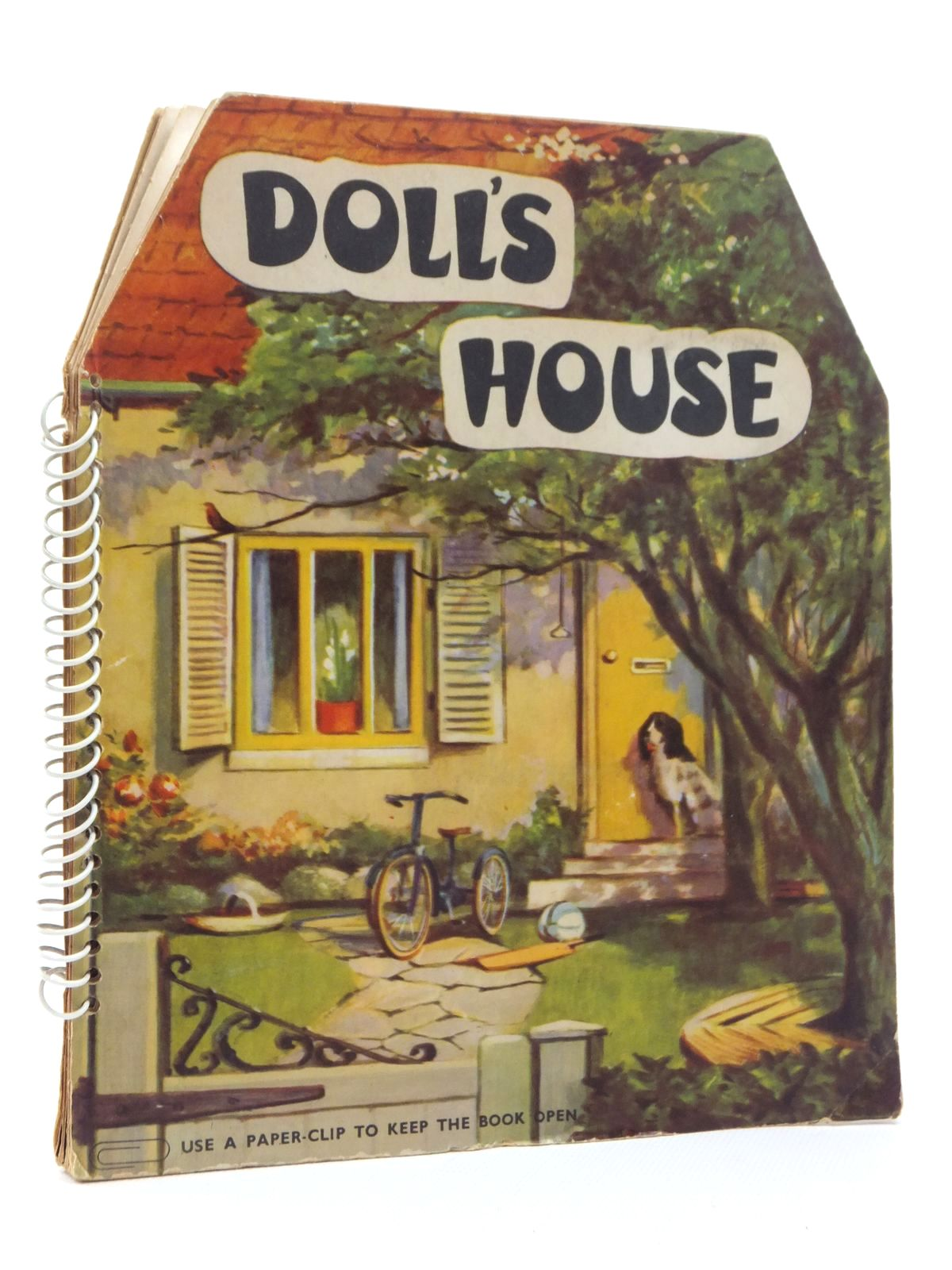 Photo of DOLL'S HOUSE- Stock Number: 1316957