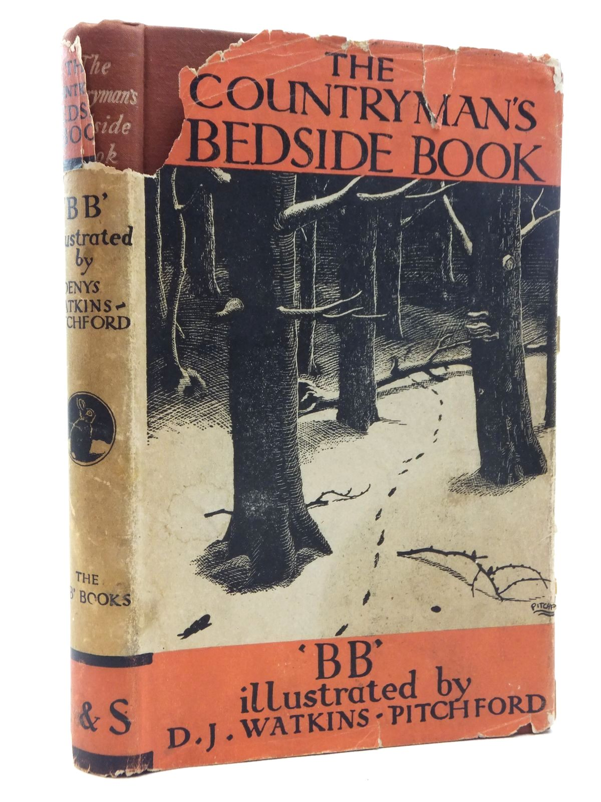 Photo of THE COUNTRYMAN'S BEDSIDE BOOK written by BB,  illustrated by BB,  published by Eyre & Spottiswoode (STOCK CODE: 1317013)  for sale by Stella & Rose's Books