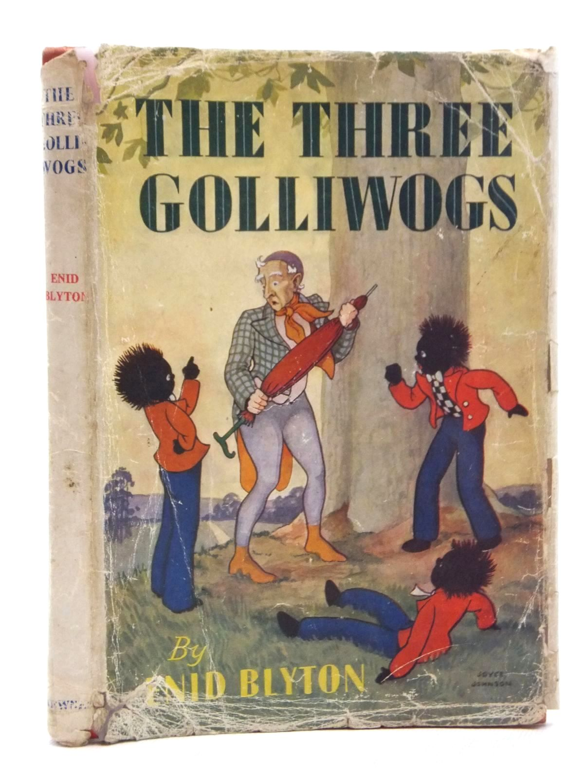 Photo of THE THREE GOLLIWOGS- Stock Number: 1317049