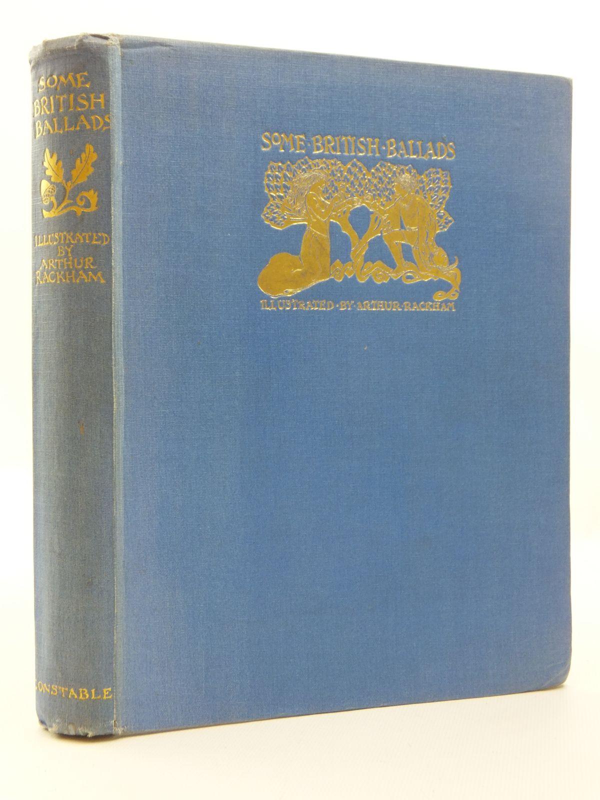 Photo of SOME BRITISH BALLADS- Stock Number: 1317067