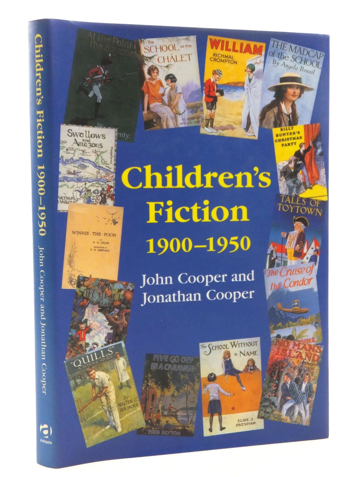 Photo of CHILDREN'S FICTION 1900-1950 written by Cooper. John, Cooper, Jonathan published by Ashgate Publishing Company (STOCK CODE: 1317071)  for sale by Stella & Rose's Books