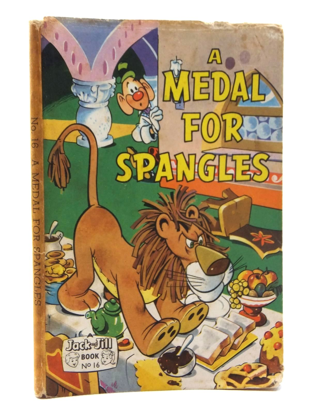 Photo of A MEDAL FOR SPANGLES published by Fleetway Publications Ltd. (STOCK CODE: 1317101)  for sale by Stella & Rose's Books