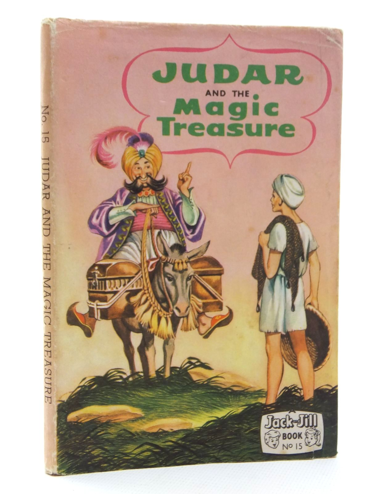Photo of JUDAR AND THE MAGIC TREASURE published by Fleetway Publications Ltd. (STOCK CODE: 1317102)  for sale by Stella & Rose's Books