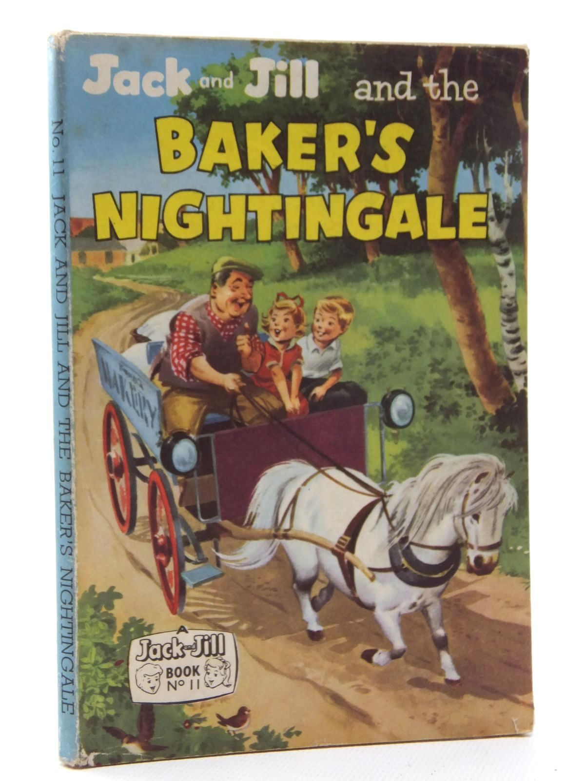 Photo of JACK AND JILL AND THE BAKER'S NIGHTINGALE published by Fleetway Publications Ltd. (STOCK CODE: 1317108)  for sale by Stella & Rose's Books