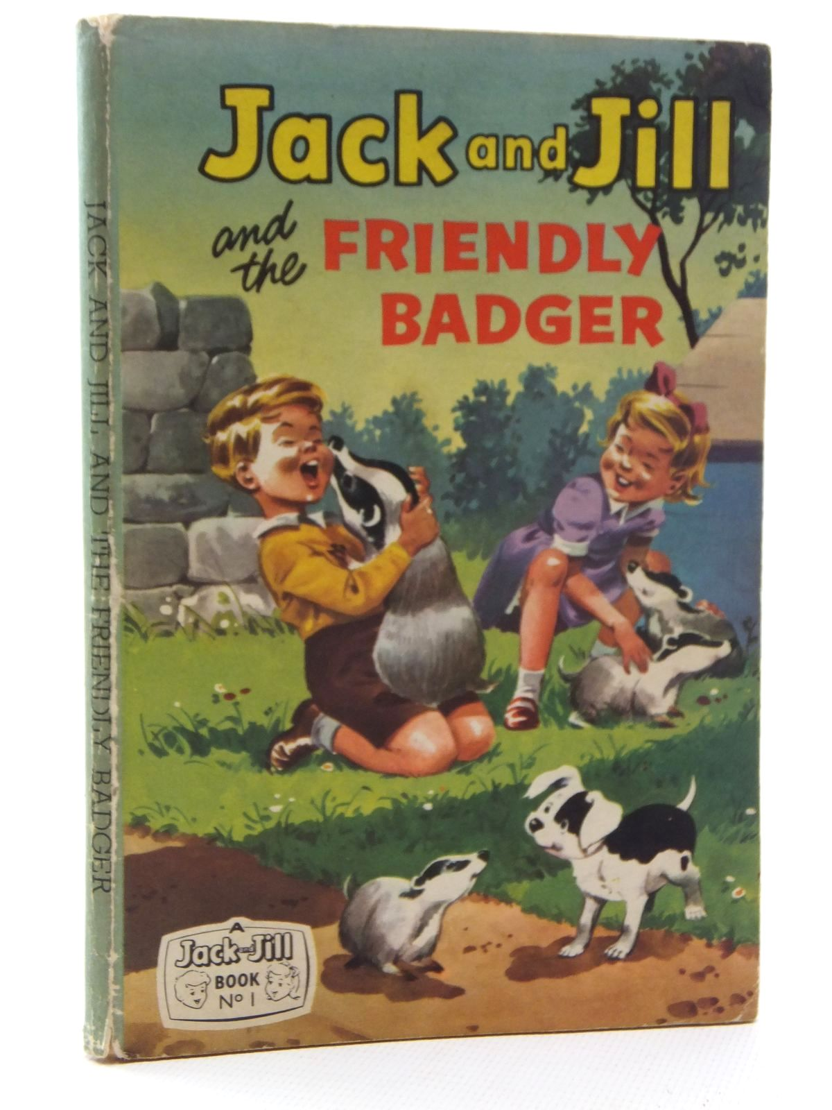 Photo of JACK AND JILL AND THE FRIENDLY BADGER- Stock Number: 1317112