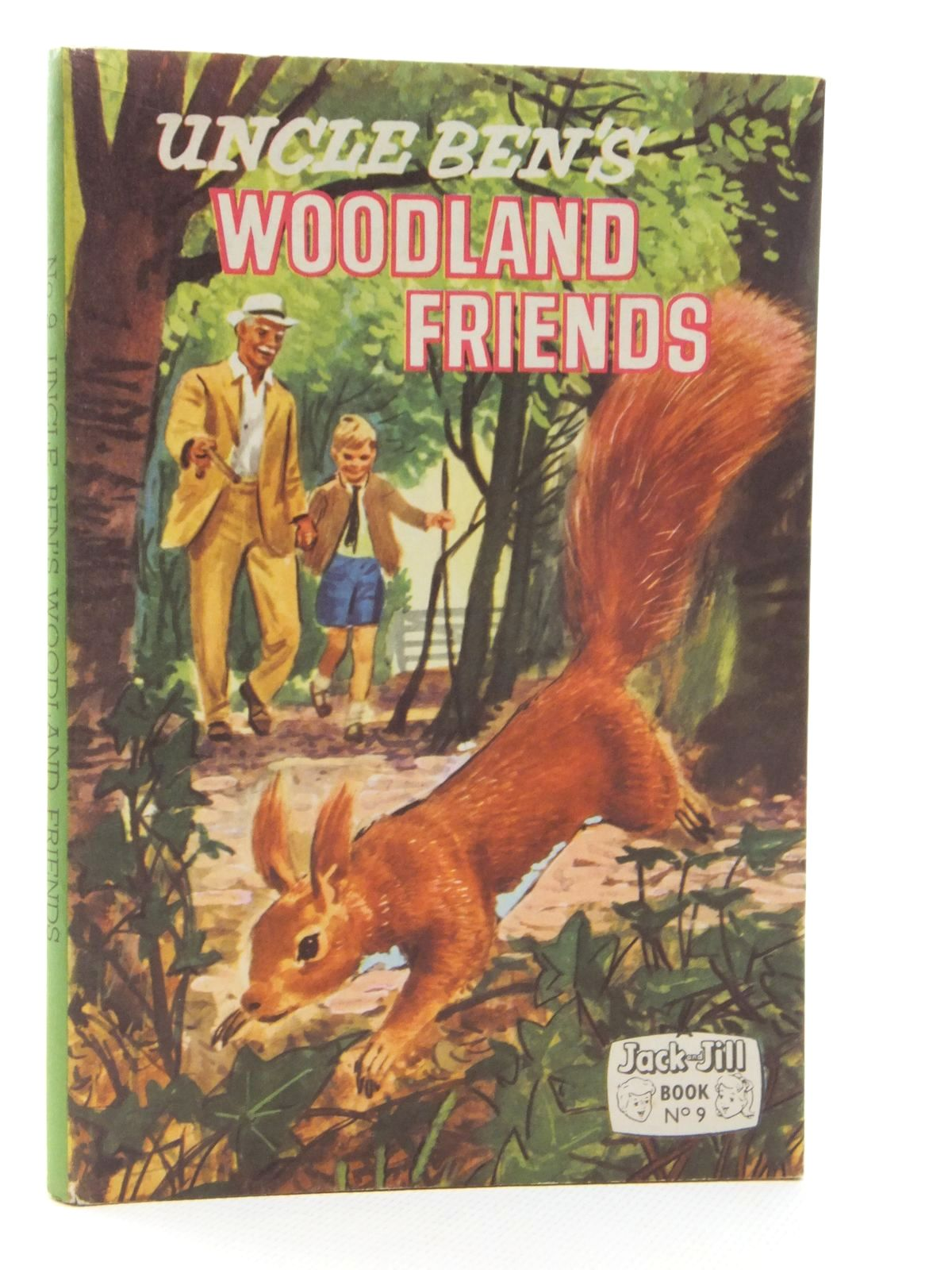 Photo of UNCLE BEN'S WOODLAND FRIENDS published by Fleetway Publications Ltd. (STOCK CODE: 1317116)  for sale by Stella & Rose's Books