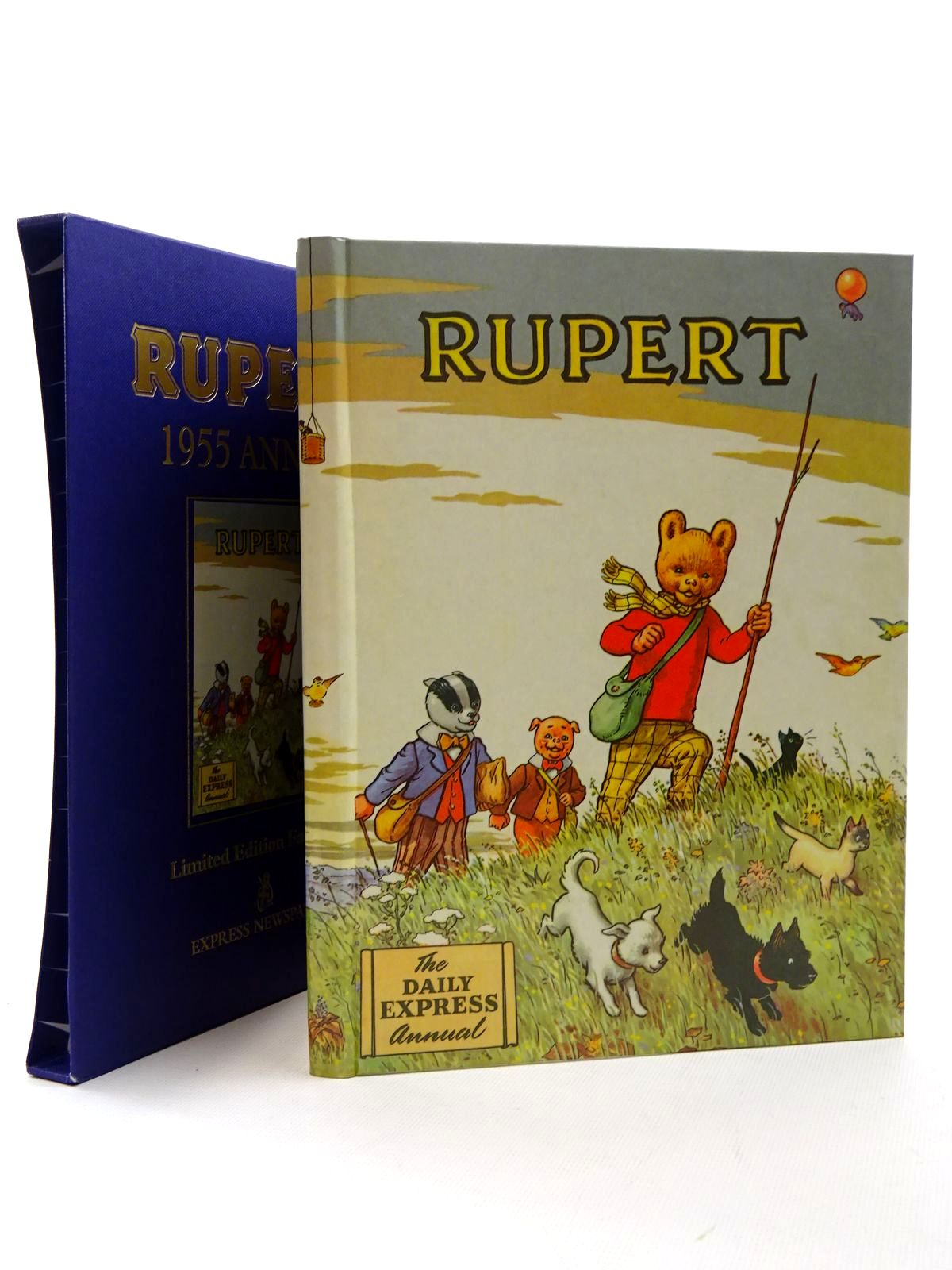 Photo of RUPERT ANNUAL 1955 (FACSIMILE)- Stock Number: 1317210
