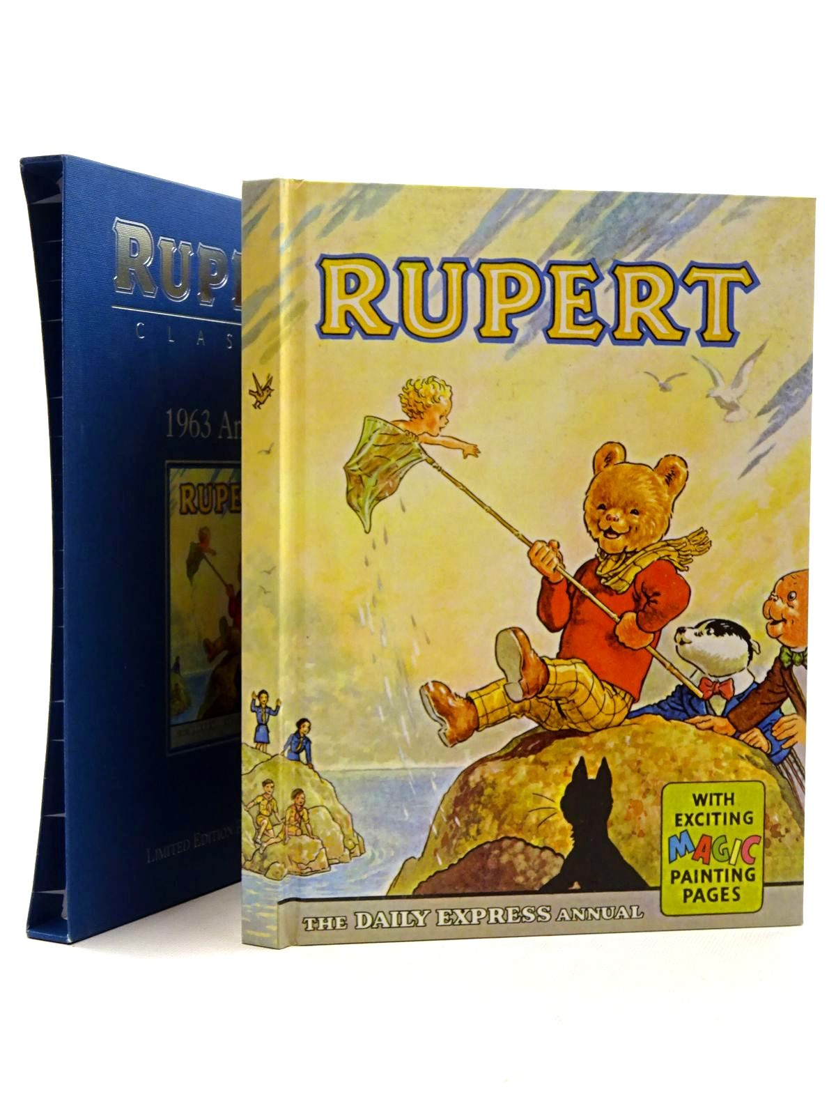 Photo of RUPERT ANNUAL 1963 (FACSIMILE)- Stock Number: 1317212