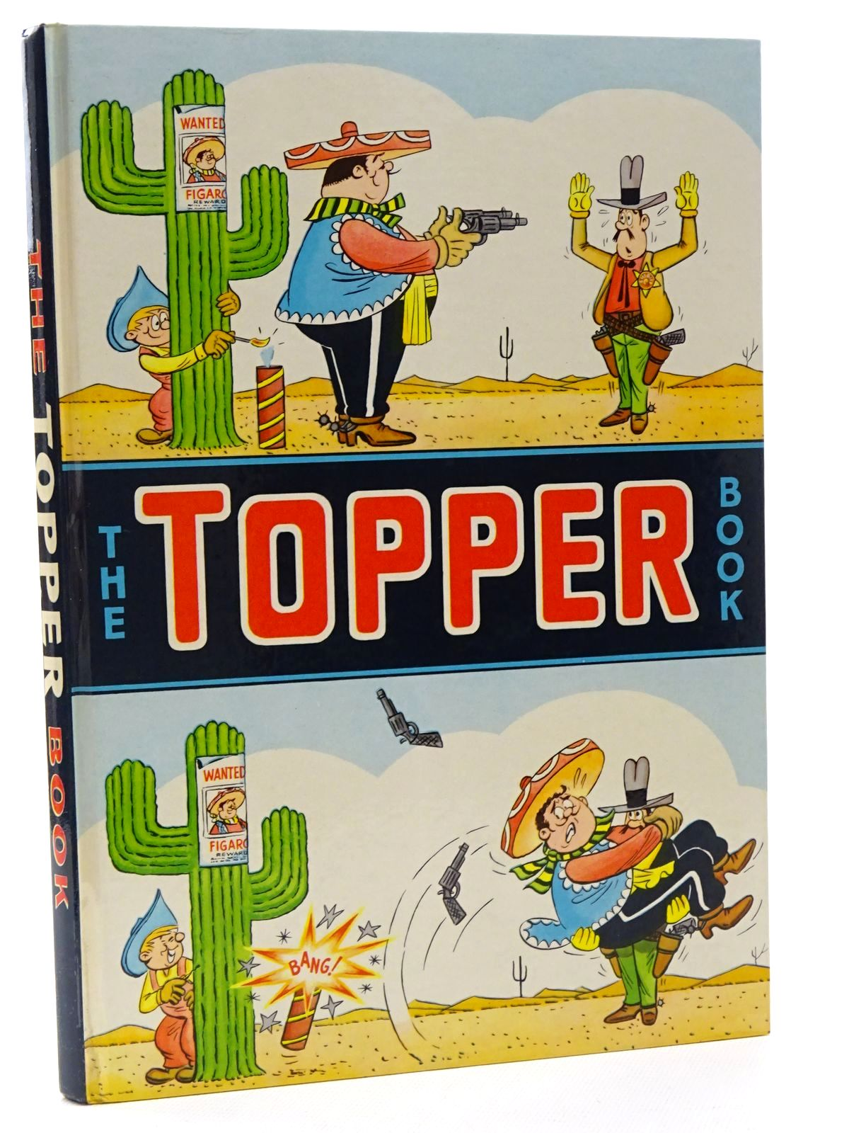 Photo of THE TOPPER BOOK 1965 published by D.C. Thomson & Co Ltd. (STOCK CODE: 1317227)  for sale by Stella & Rose's Books