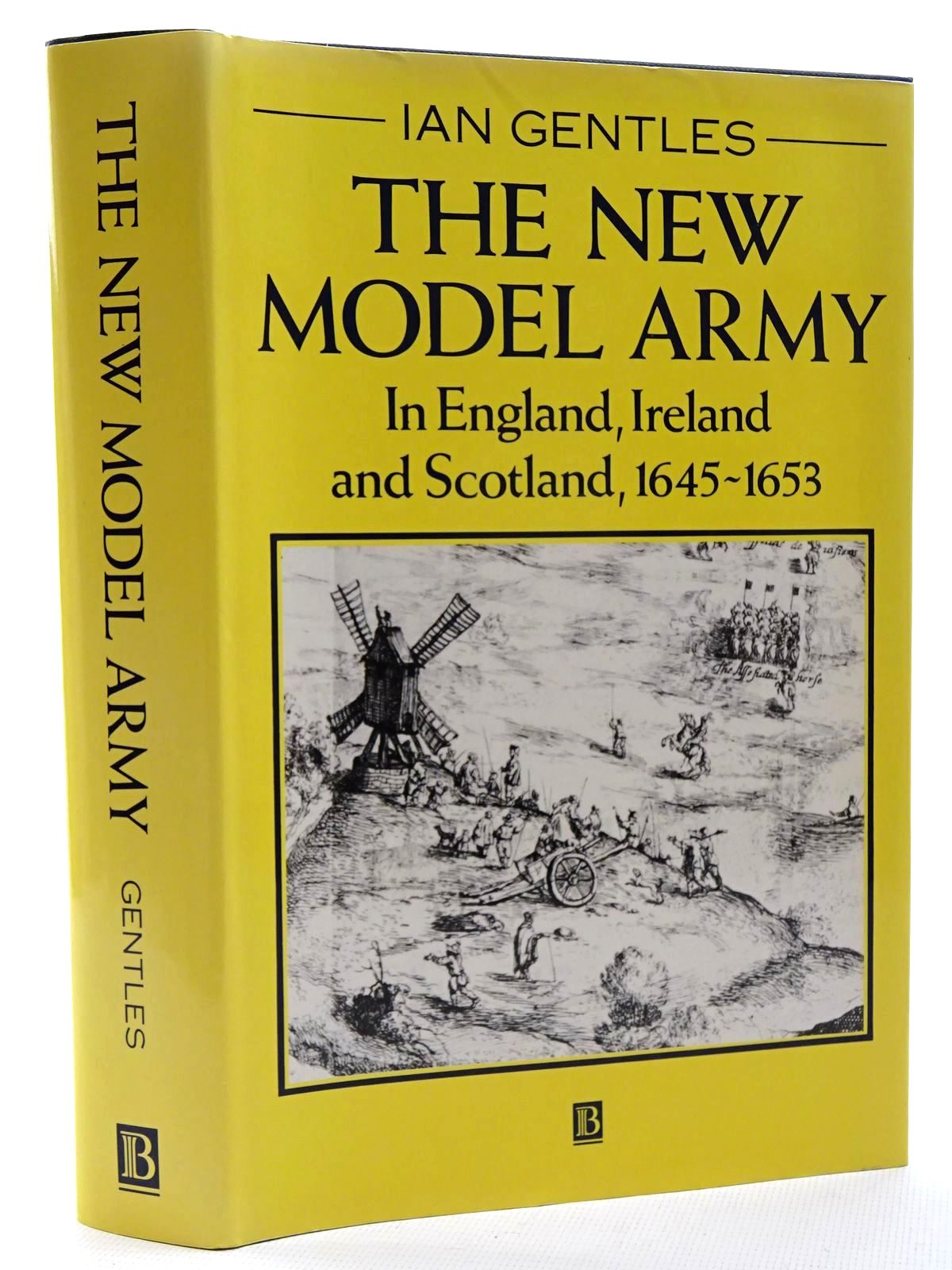 Photo of THE NEW MODEL ARMY written by Gentles, Ian published by Blackwell (STOCK CODE: 1317343)  for sale by Stella & Rose's Books