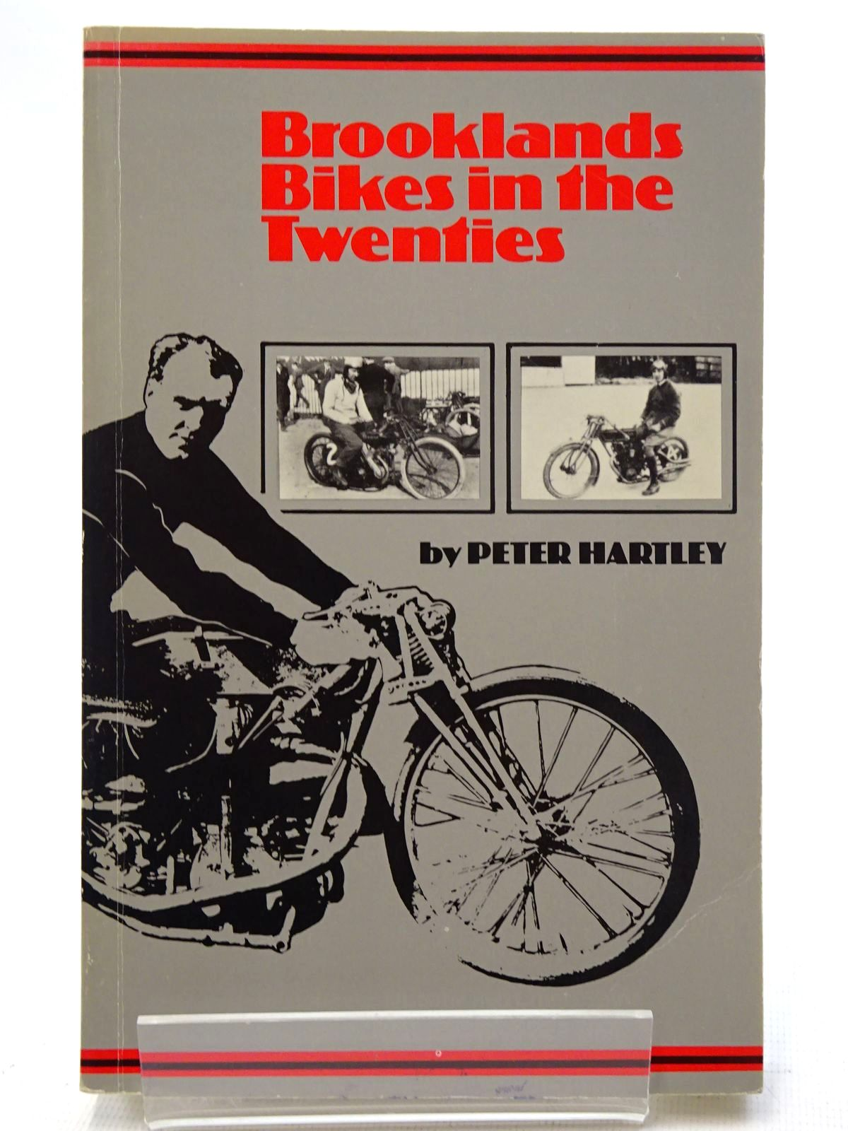 Photo of BROOKLANDS BIKES IN THE TWENTIES written by Hartley, Peter published by Argus Books (STOCK CODE: 1317345)  for sale by Stella & Rose's Books