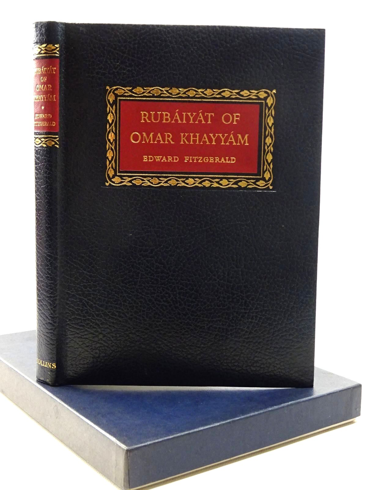 Photo of RUBAIYAT OF OMAR KHAYYAM written by Fitzgerald, Edward Maine, George F. illustrated by Sherriffs, Robert Stewart published by Collins (STOCK CODE: 1317375)  for sale by Stella & Rose's Books