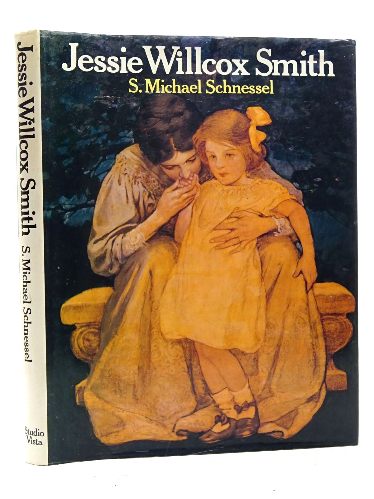 Photo of JESSIE WILLCOX SMITH written by Schnessel, S.Michael illustrated by Smith, Jessie Willcox published by Studio Vista (STOCK CODE: 1317379)  for sale by Stella & Rose's Books