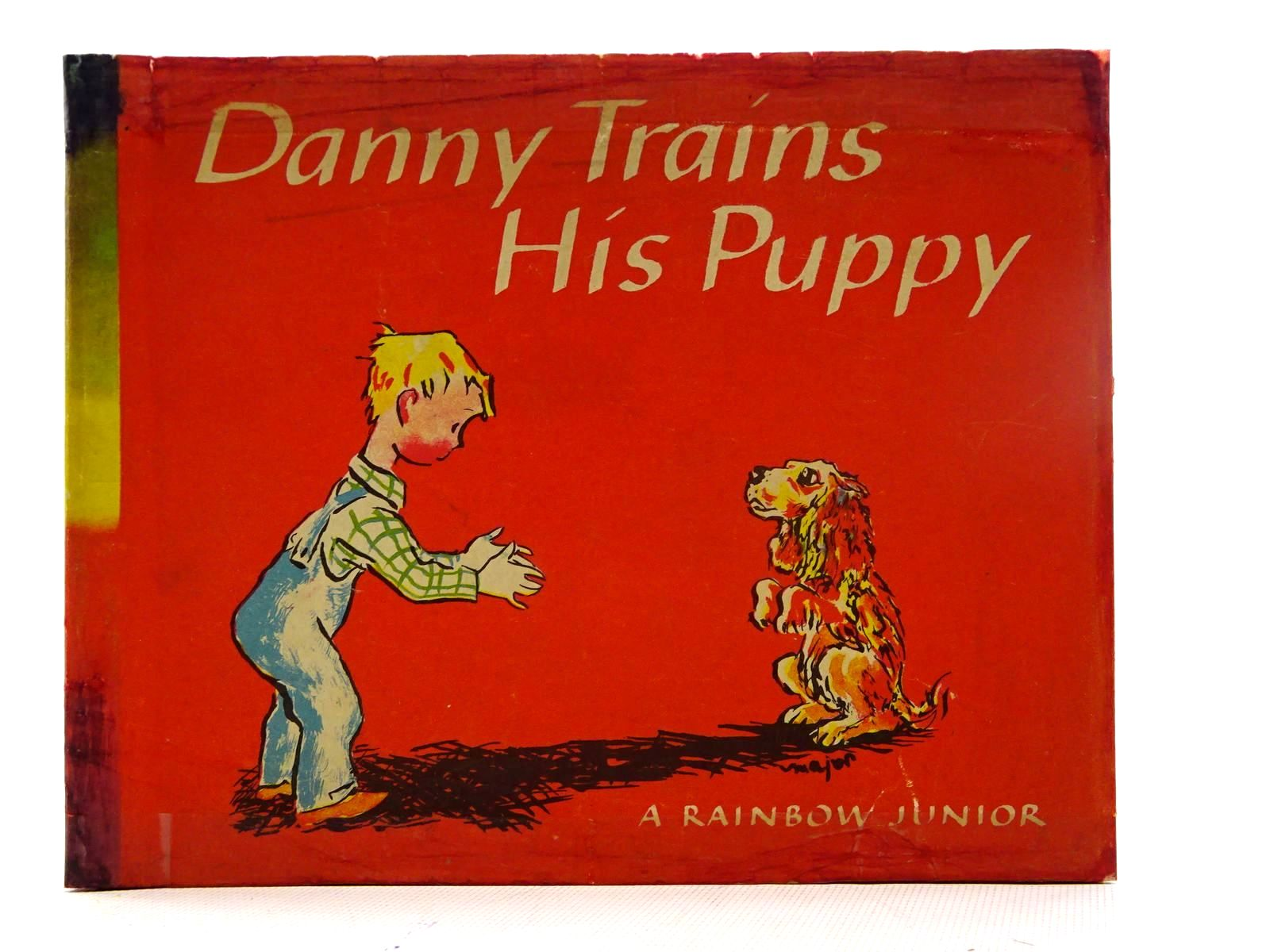 Photo of DANNY TRAINS HIS PUPPY- Stock Number: 1317400