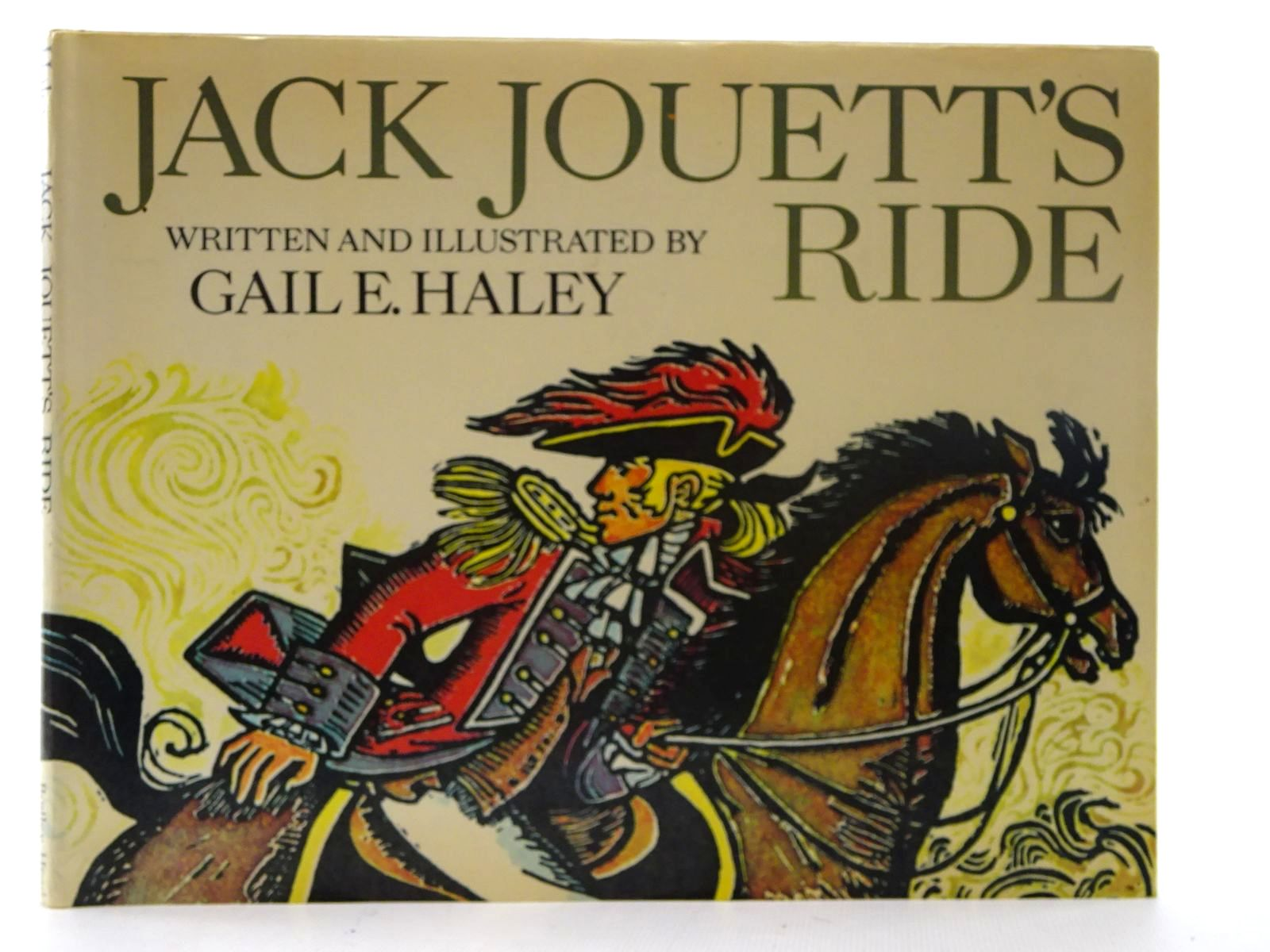 Photo of JACK JOUETT'S RIDE- Stock Number: 1317402
