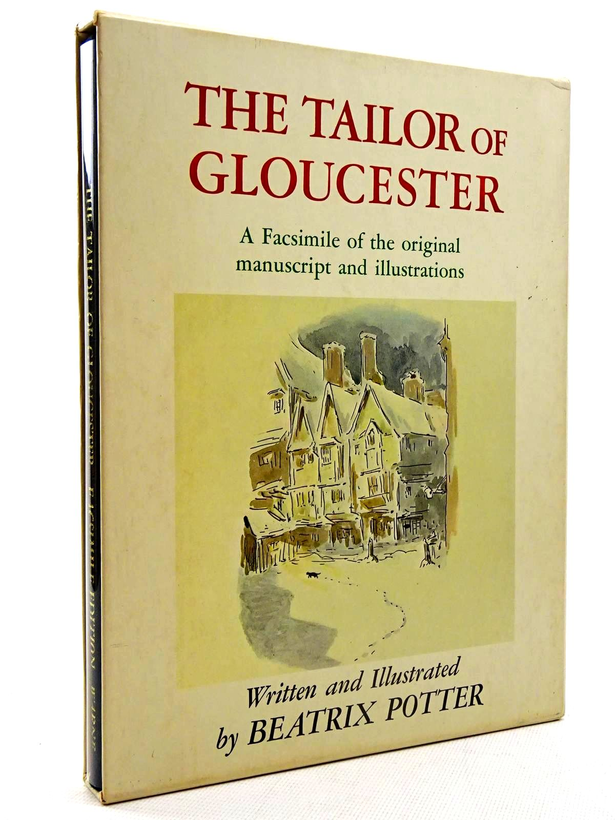 Photo of THE TAILOR OF GLOUCESTER written by Potter, Beatrix illustrated by Potter, Beatrix published by Frederick Warne & Co. Inc. (STOCK CODE: 1317403)  for sale by Stella & Rose's Books