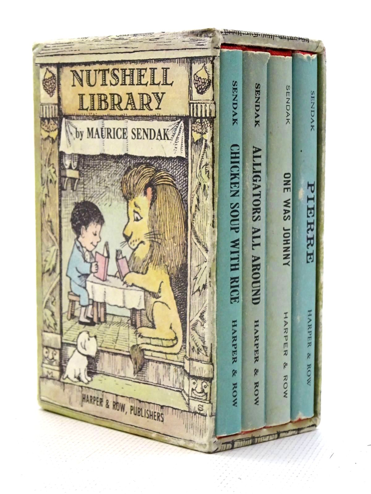 Photo of NUTSHELL LIBRARY written by Sendak, Maurice illustrated by Sendak, Maurice published by Harper Collins (STOCK CODE: 1317412)  for sale by Stella & Rose's Books