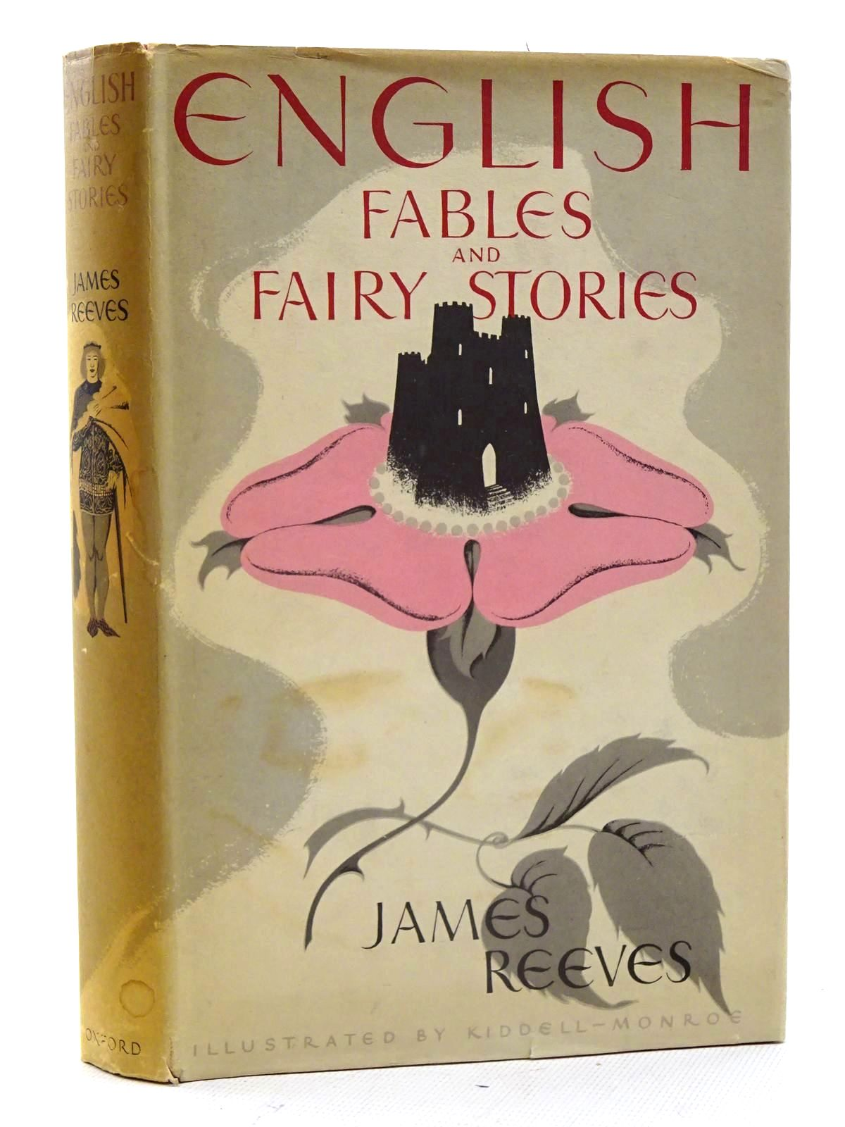 Photo of ENGLISH FABLES AND FAIRY STORIES- Stock Number: 1317423