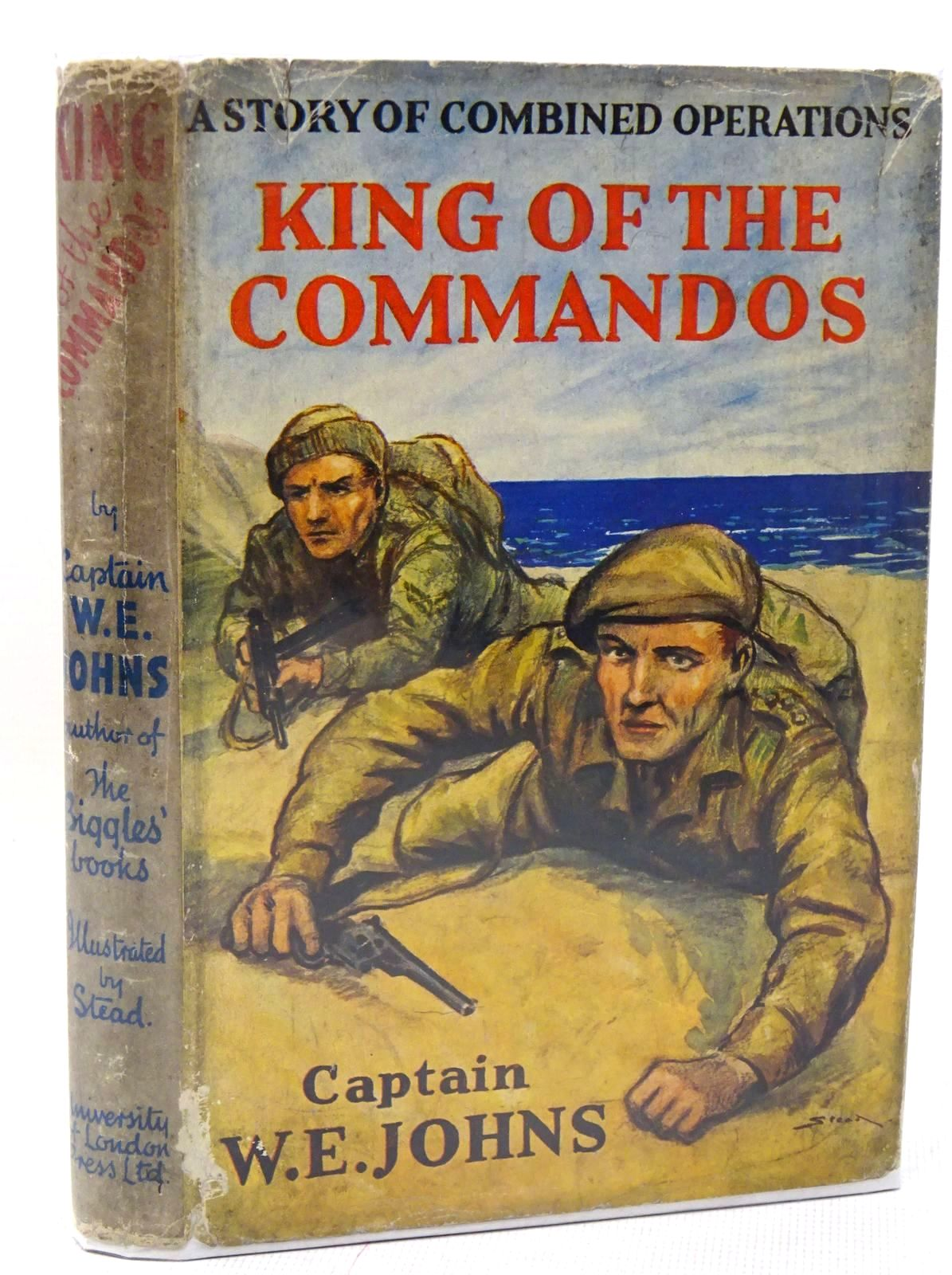 Photo of KING OF THE COMMANDOS- Stock Number: 1317436