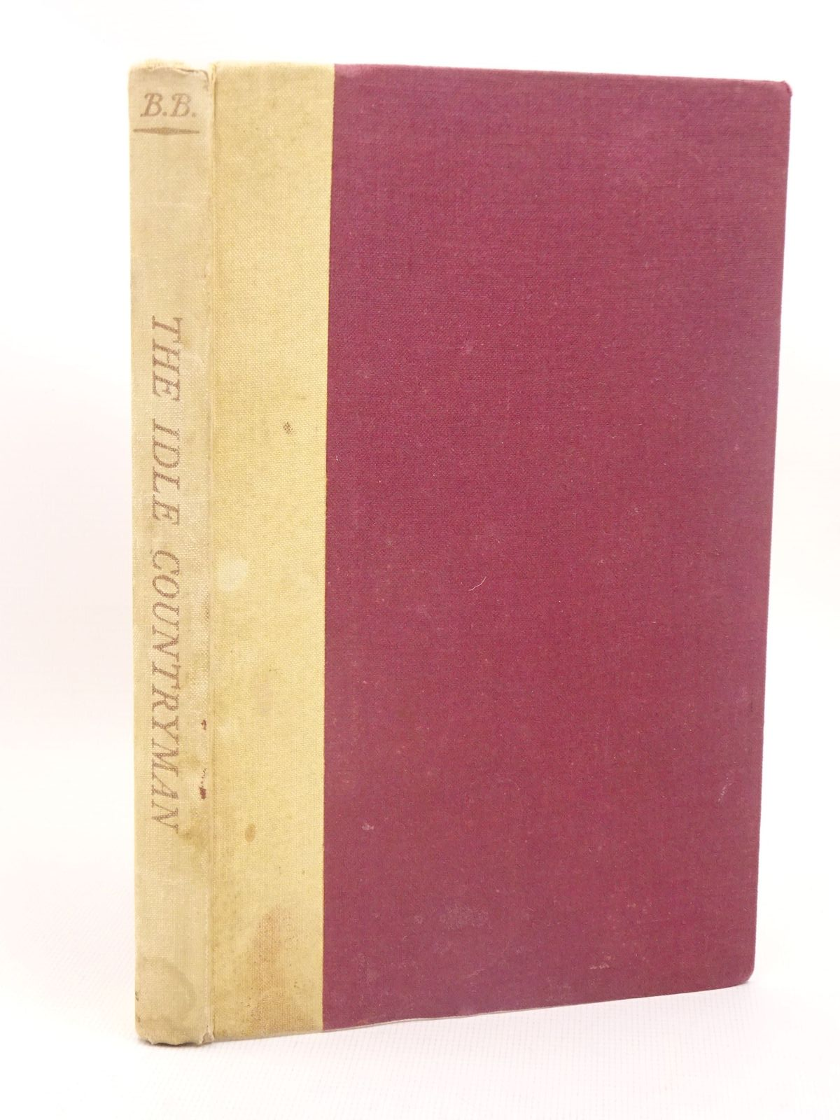 Photo of THE IDLE COUNTRYMAN written by BB,  illustrated by BB,  published by Eyre & Spottiswoode (STOCK CODE: 1317439)  for sale by Stella & Rose's Books