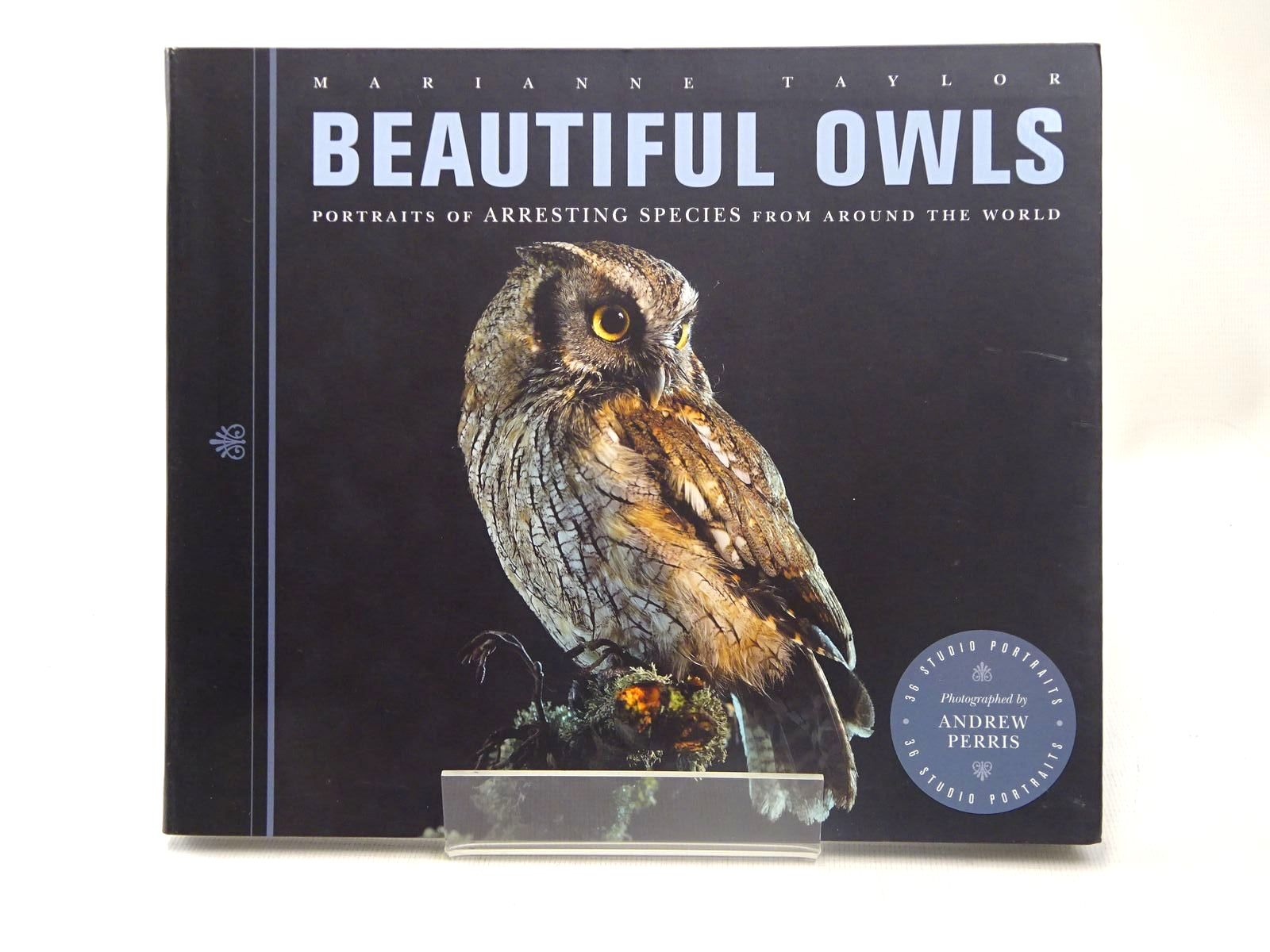 Photo of BEAUTIFUL OWLS written by Taylor, Marianne illustrated by Perris, Andrew published by Ivy Press (STOCK CODE: 1317463)  for sale by Stella & Rose's Books