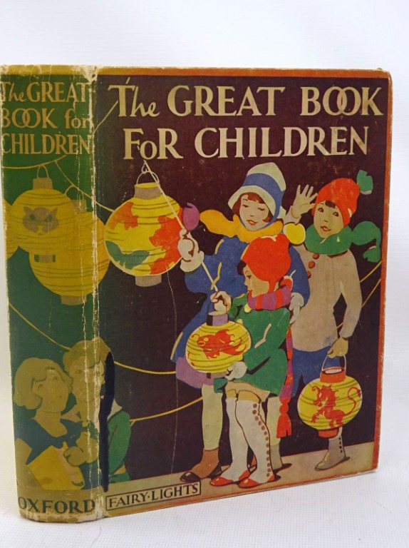 Photo of THE GREAT BOOK FOR CHILDREN written by Strang, Mrs. Herbert illustrated by Harrison, Florence published by Humphrey Milford, Oxford University Press (STOCK CODE: 1317506)  for sale by Stella & Rose's Books