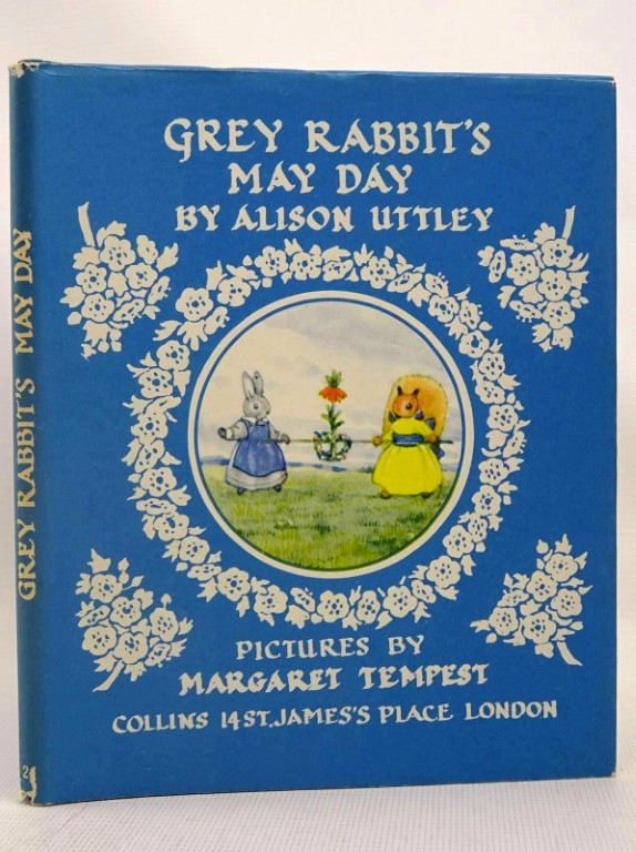 Photo of GREY RABBIT'S MAY DAY- Stock Number: 1317541