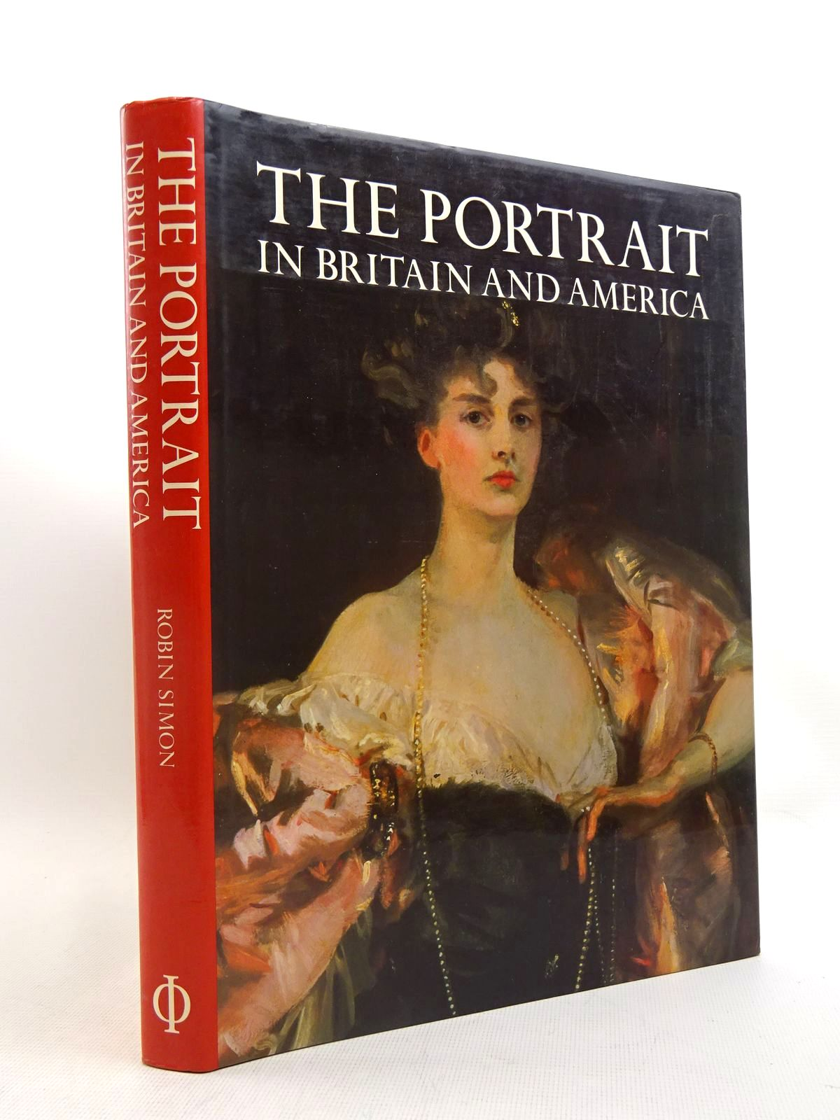 Photo of THE PORTRAIT IN BRITAIN AND AMERICA- Stock Number: 1317544